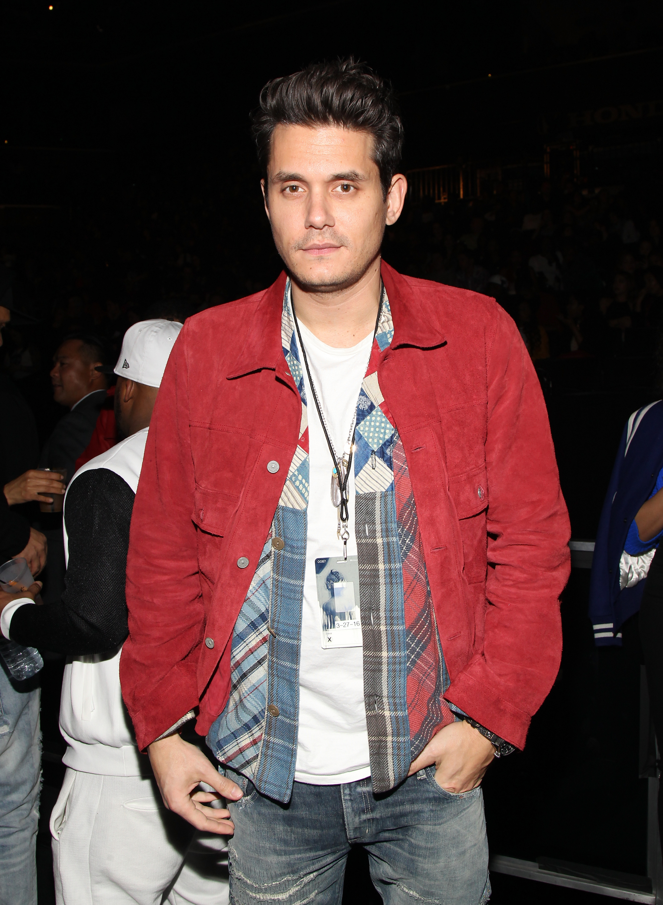 John Mayer's single and 'ready to roll'