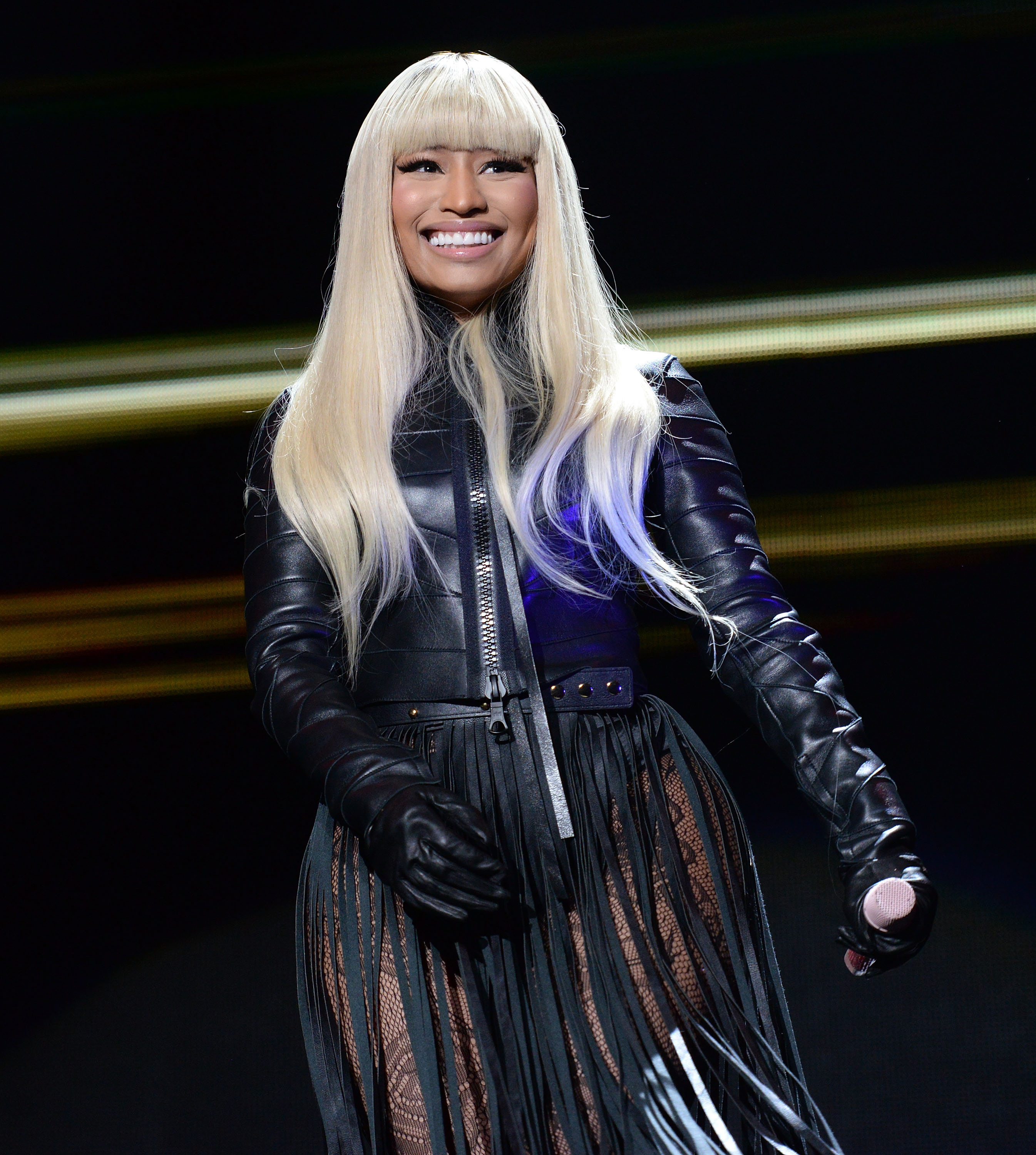 Nicki Minaj: Women should be 'unapologetic' in quest for equal pay