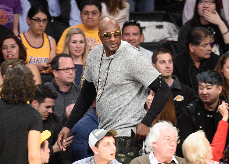 Is Lamar Odom threatening Khloe Kardashian?