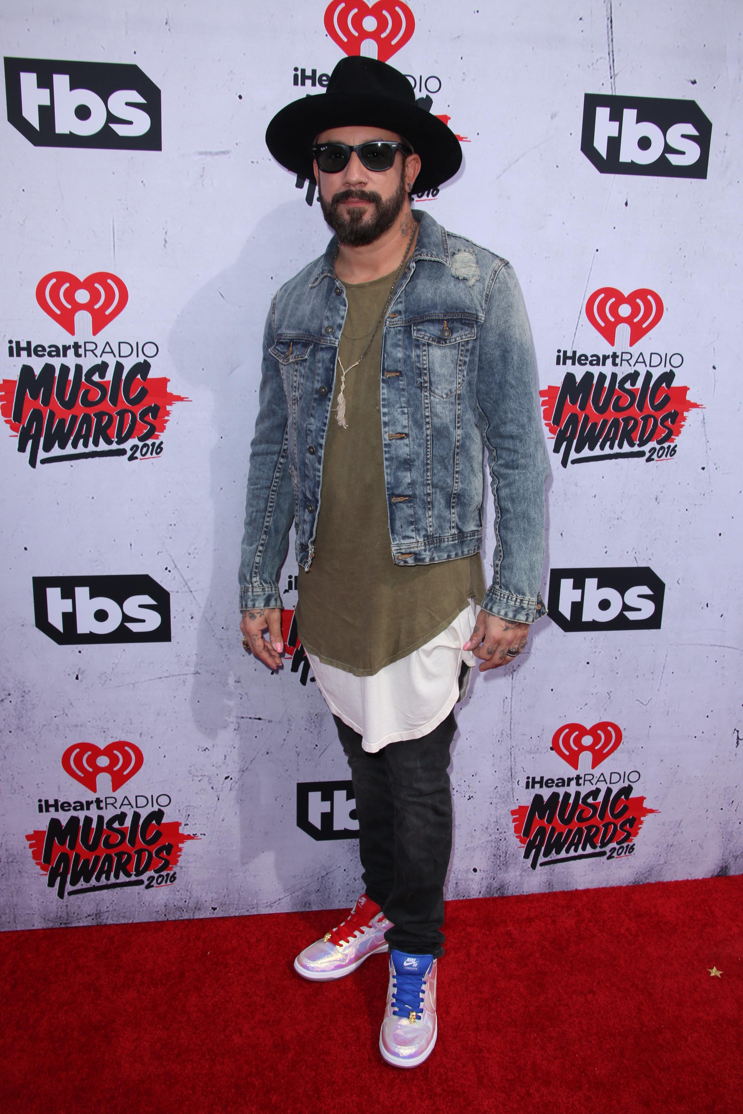 iHeartRadio Music Awards 2016 - what the stars wore
