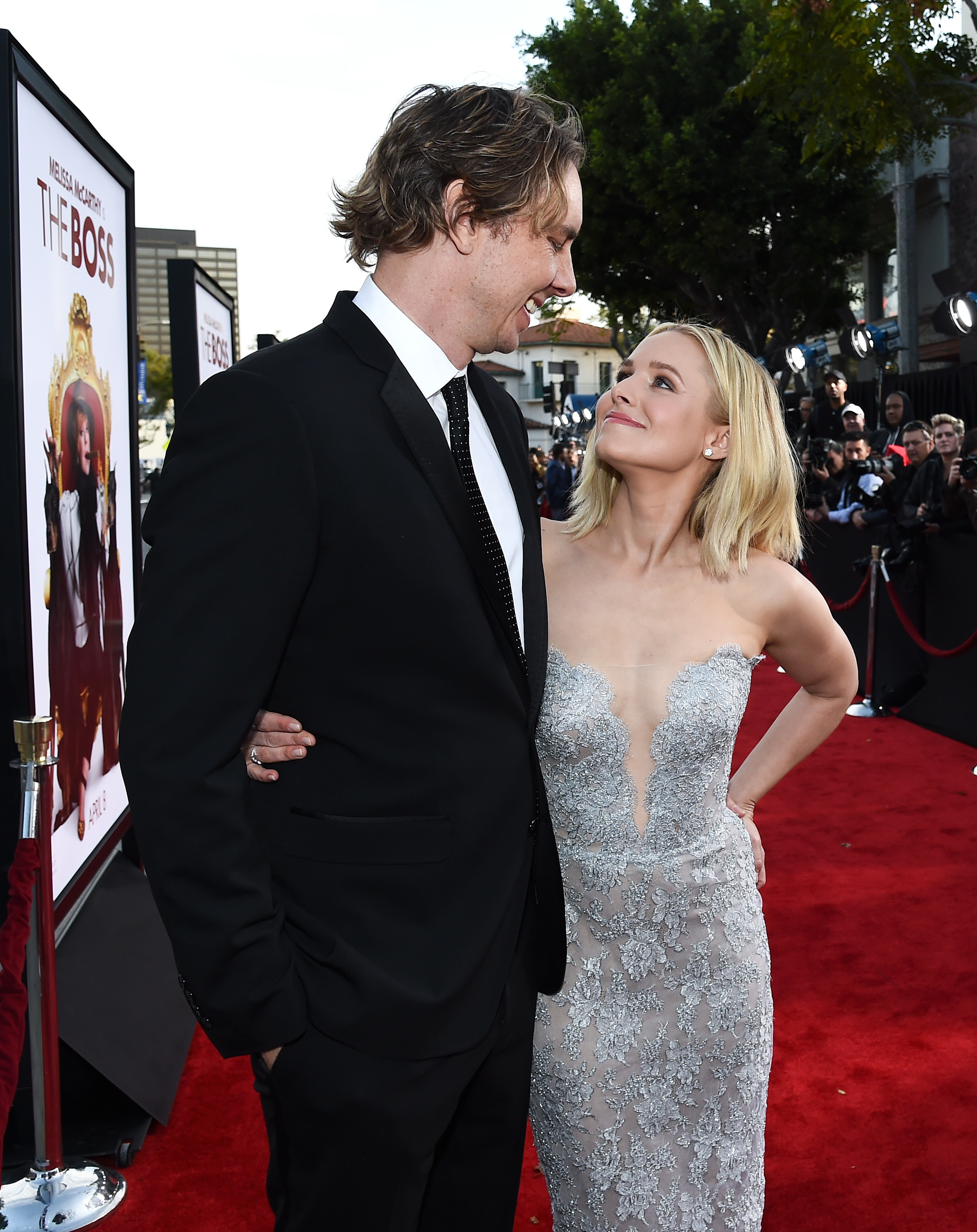 Kristen Bell didn't mind Dax Shepard discussing his vasectomy on TV