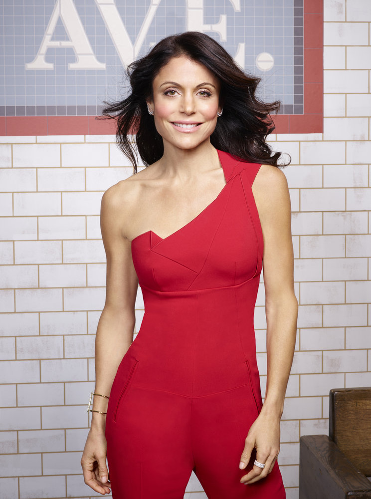 Bethenny Frankel throws cold water on drink throwing claims
