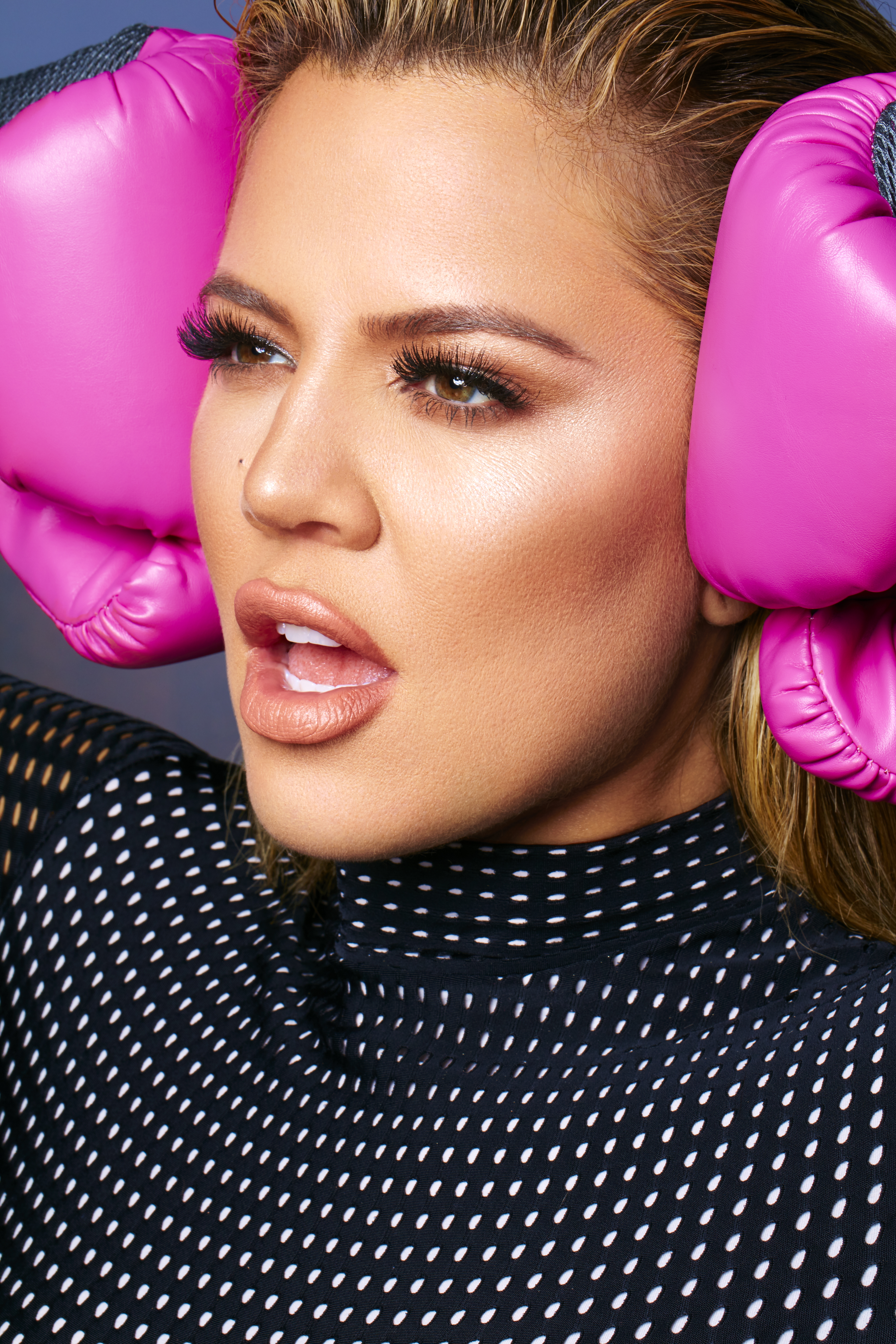 Khloe Kardashian on loving her shape: