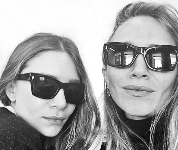 The Olsen twins make their social media debut
