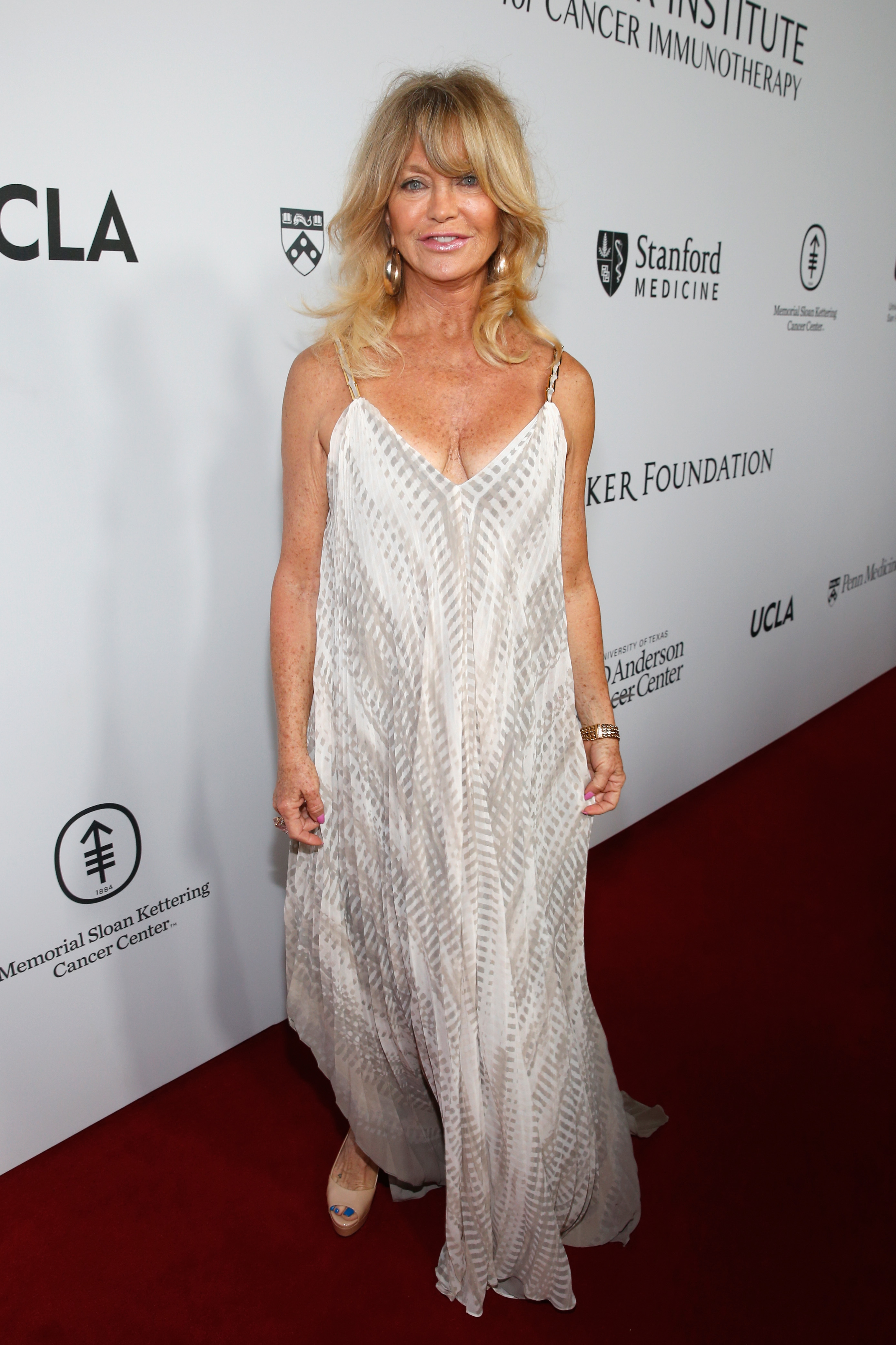 Goldie Hawn sounds off on the secret to a successful marriage