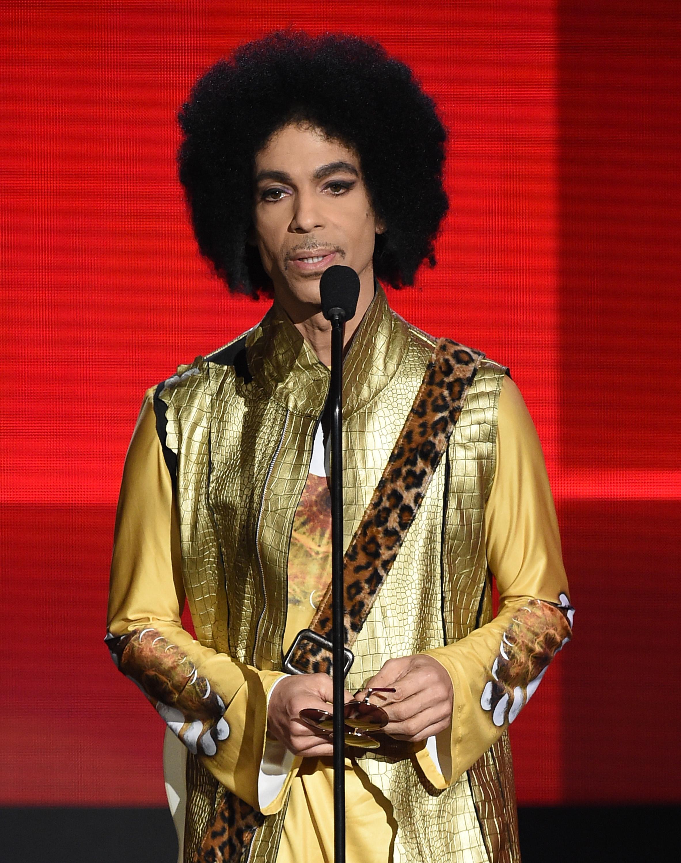 Prince's program site fails amid news of his death