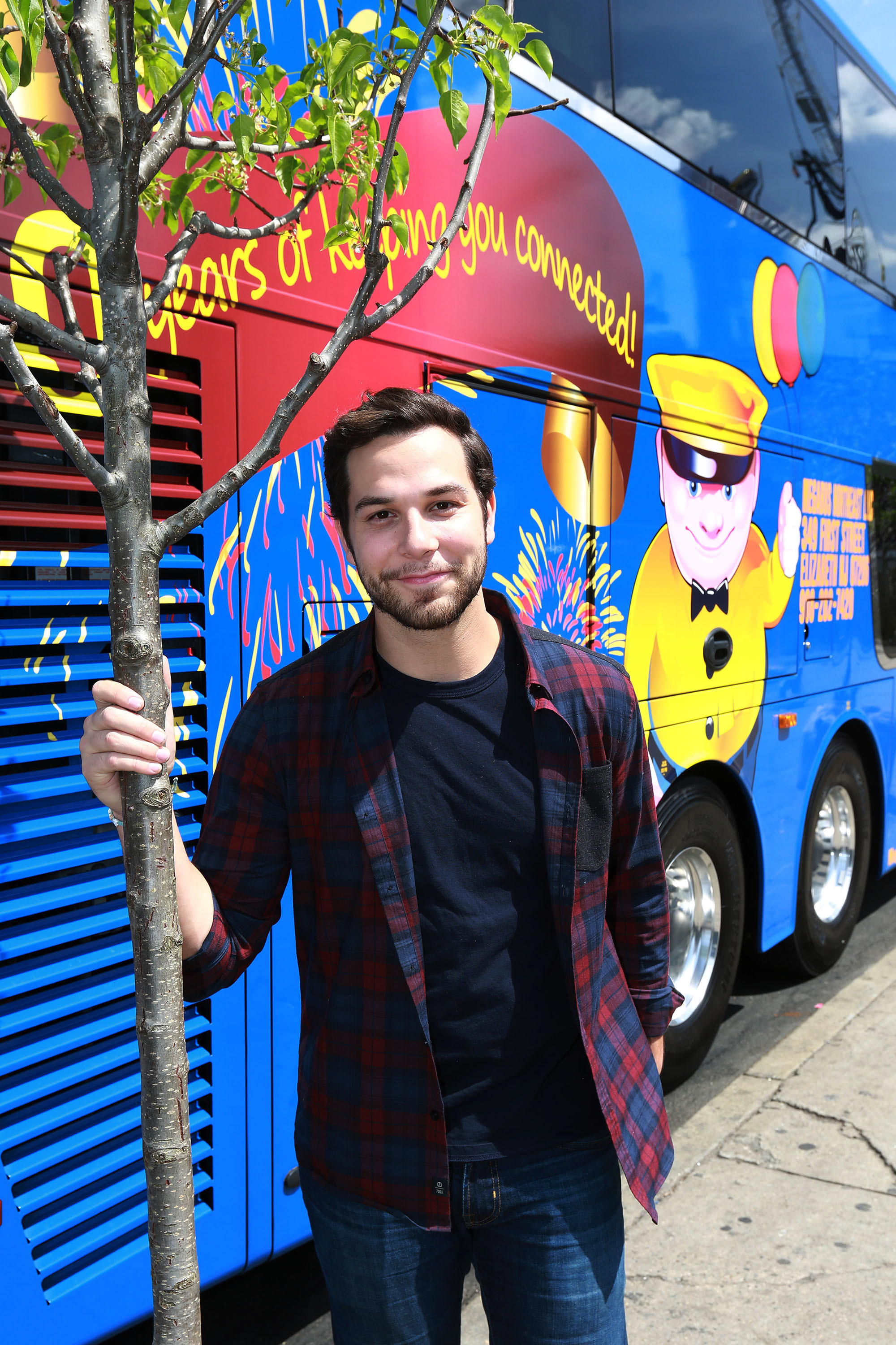 Skylar Astin on why he cares about protecting the environment: