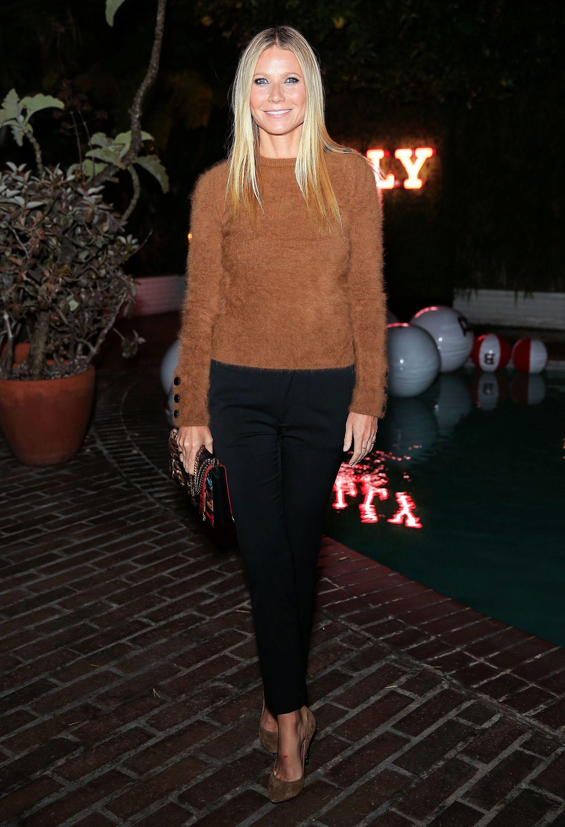 Gwyneth Paltrow talks GOOP, gender with Lenny