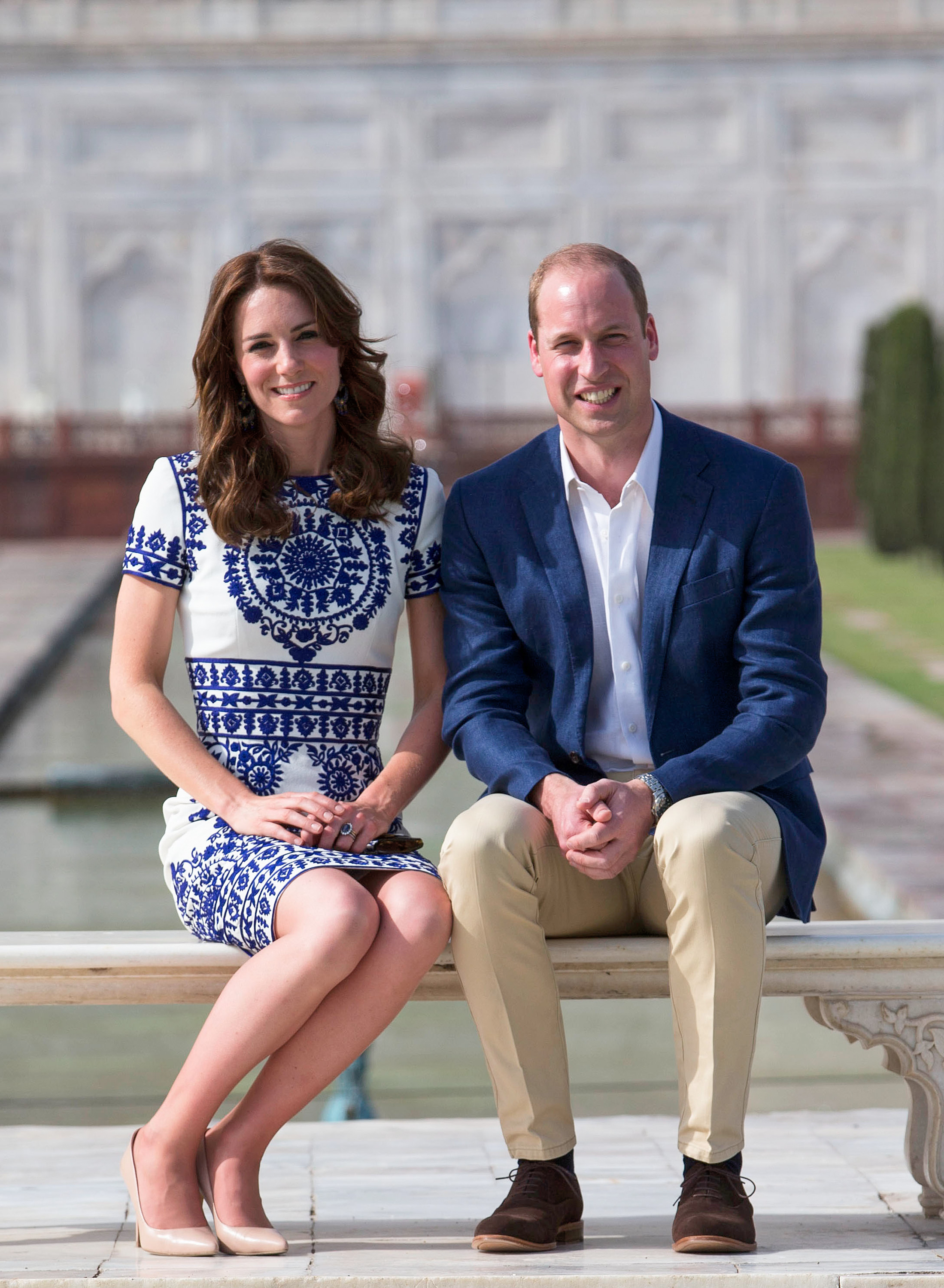 Prince William busts on Duchess Kate's cooking