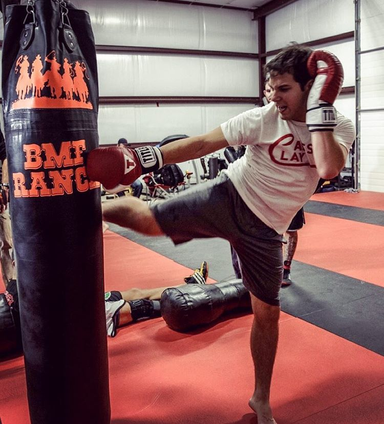 Skylar Astin on his passion for boxing and martial arts: