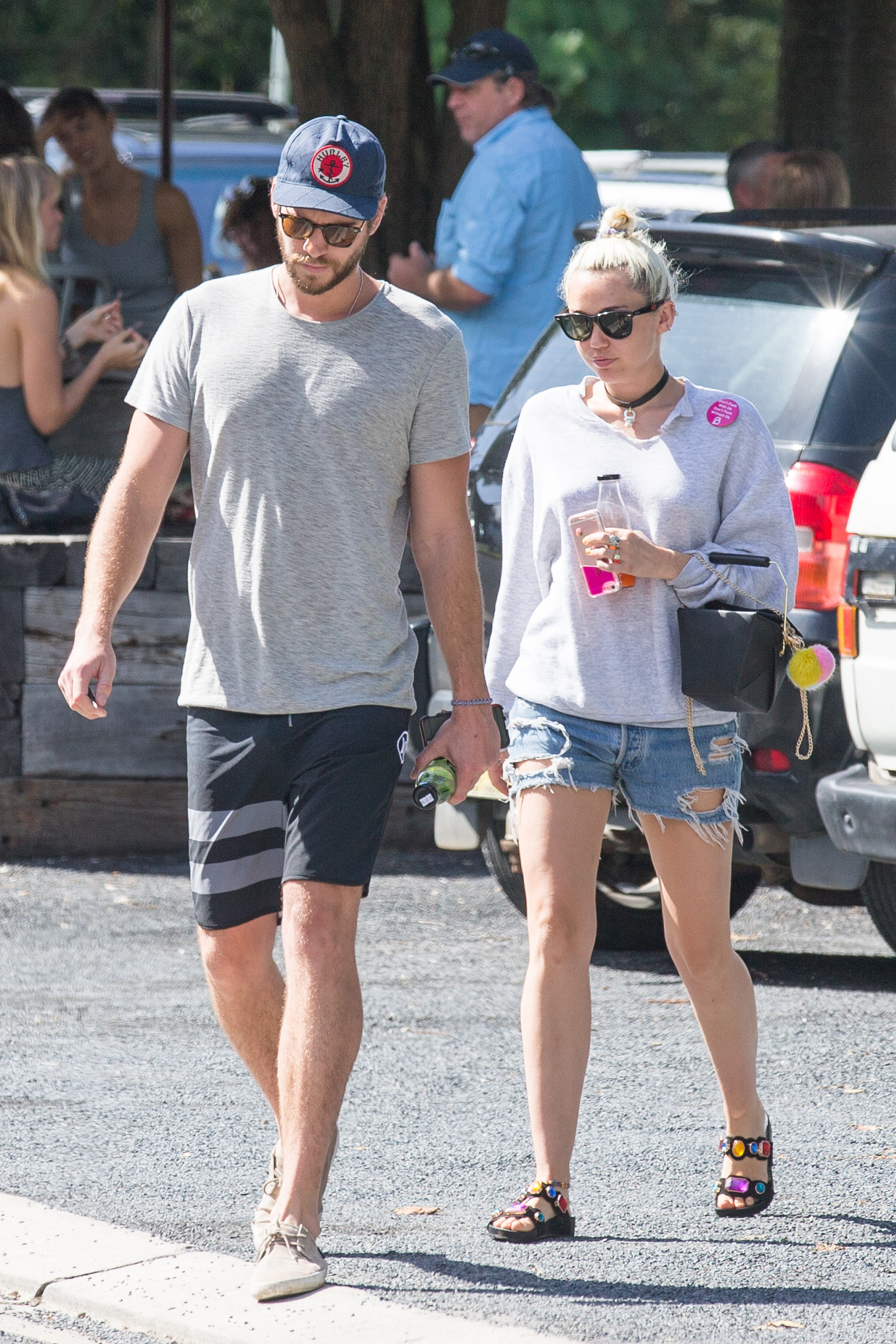 Miley Cyrus has mostly given up partying for Liam Hemsworth