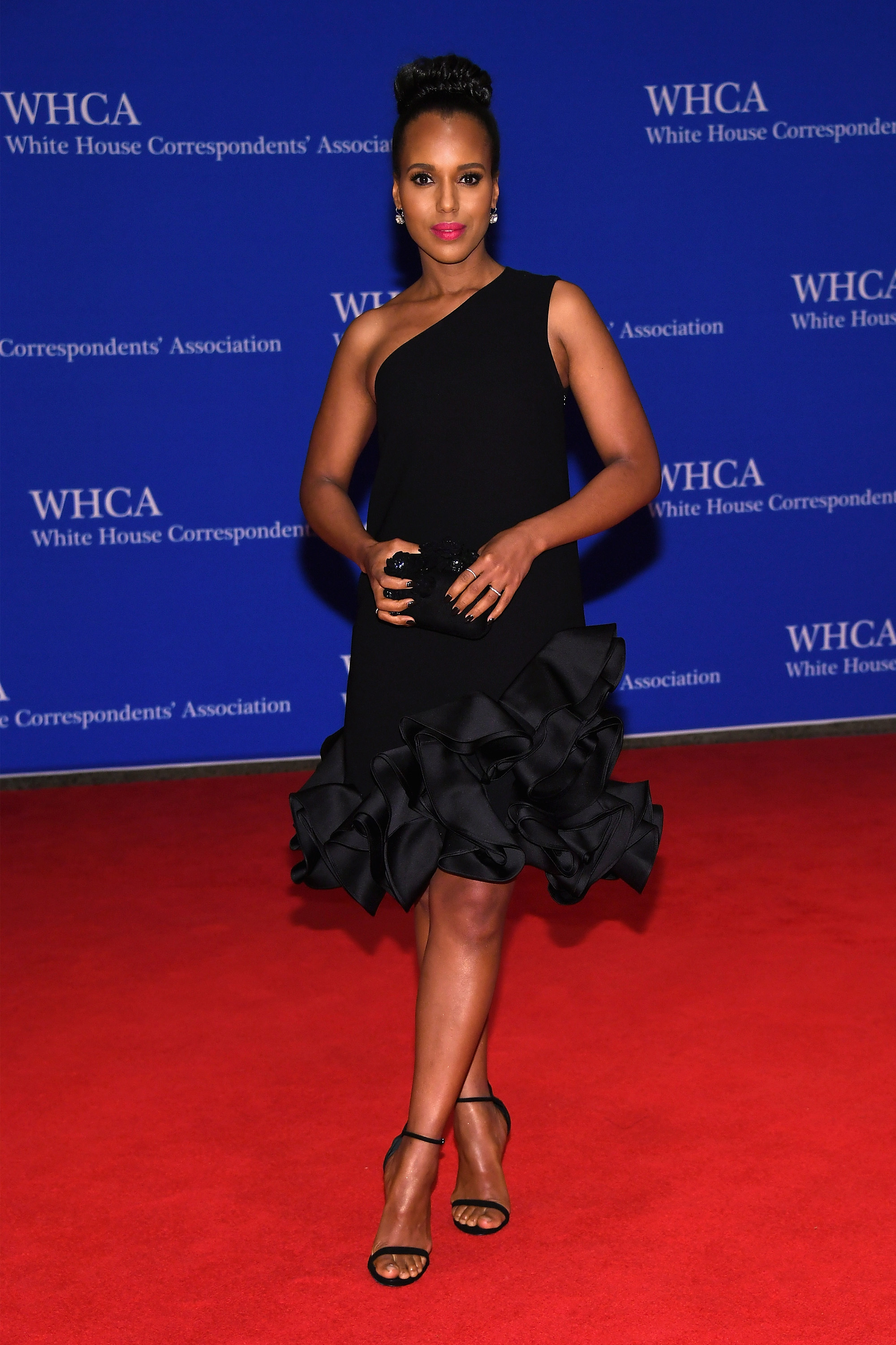 kerry washington white house correspondents