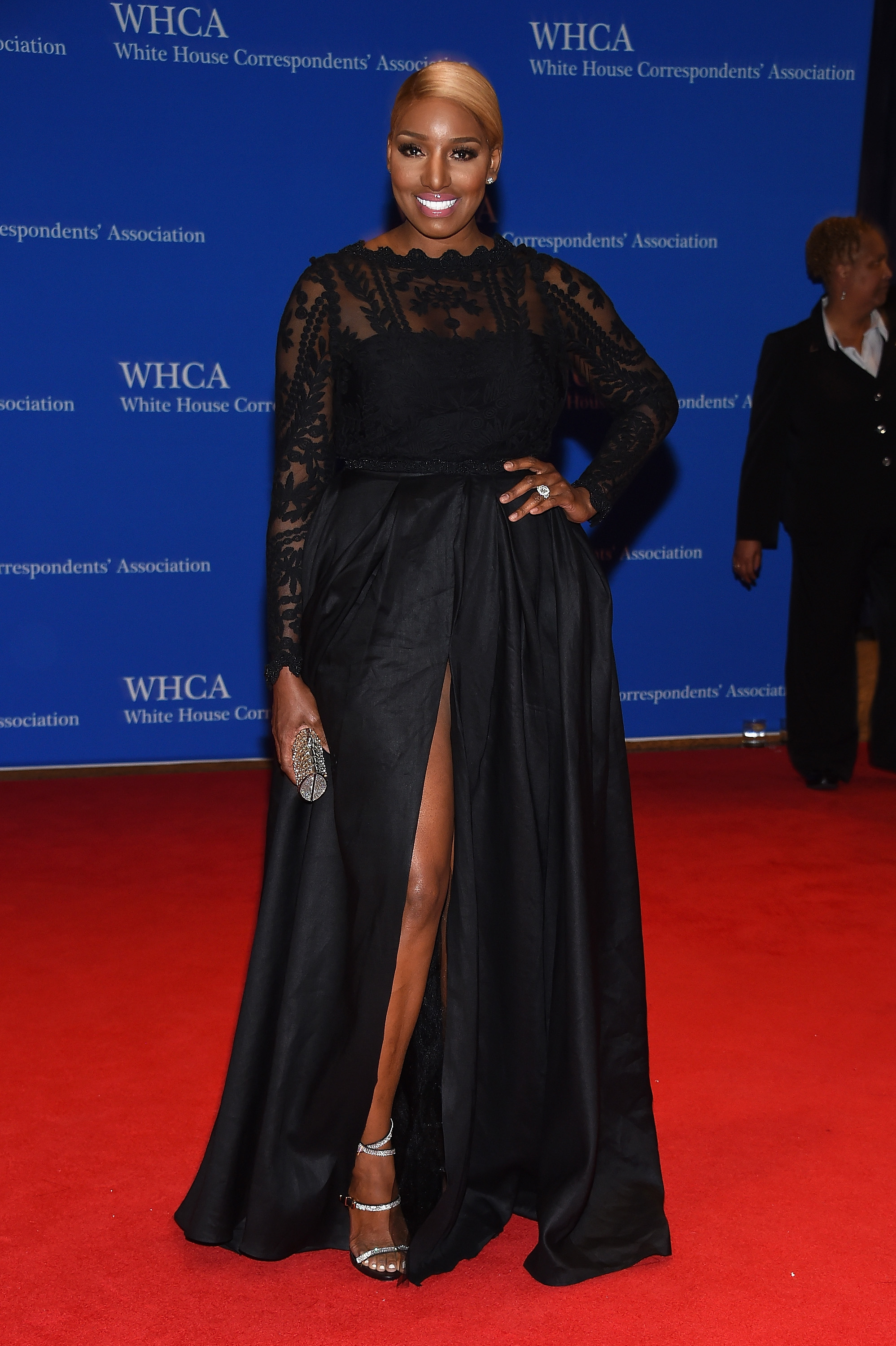 nene leakes white house correspondents dinner