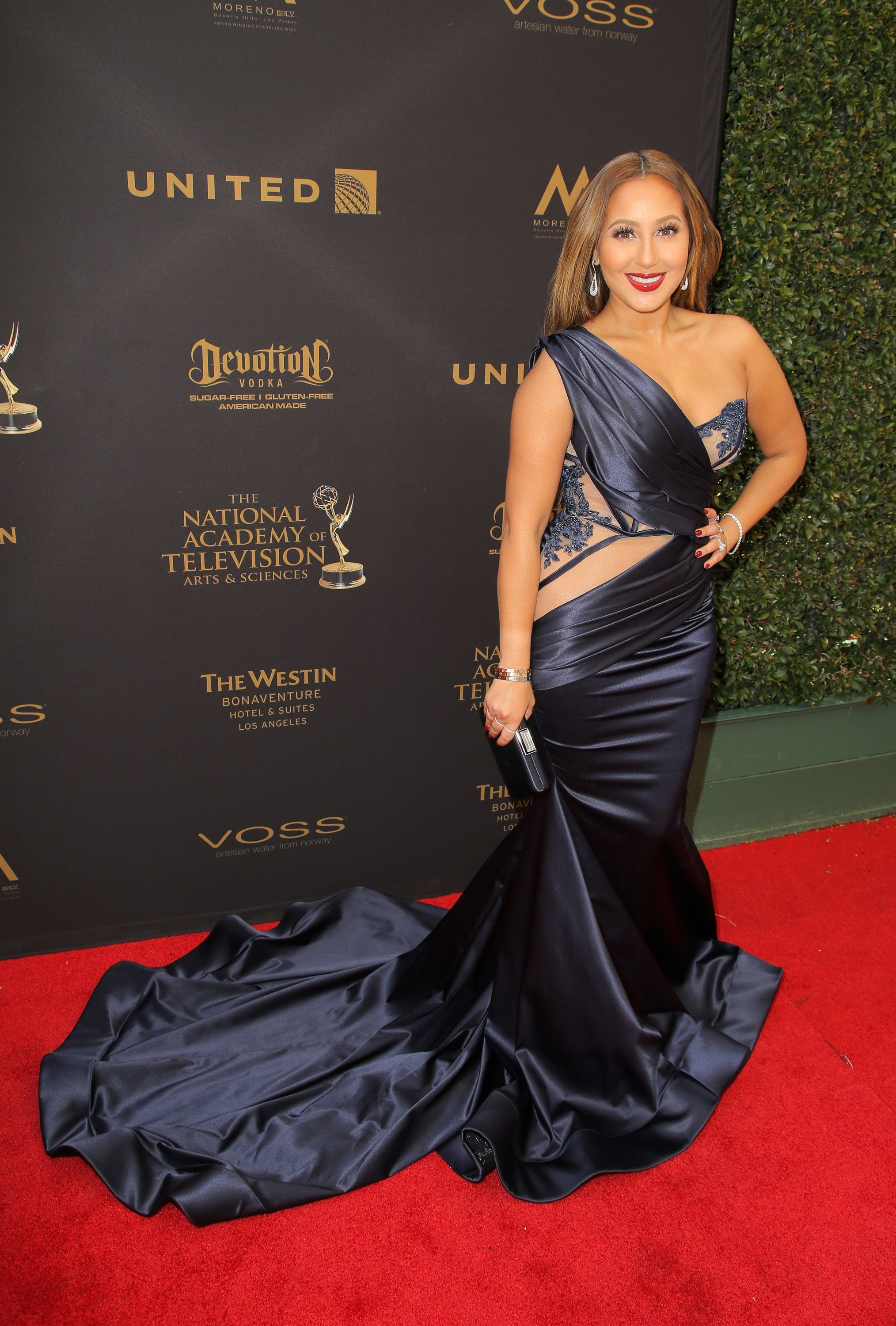 Adrienne Bailon on sexual harassment: 'A lot of women are in fear'