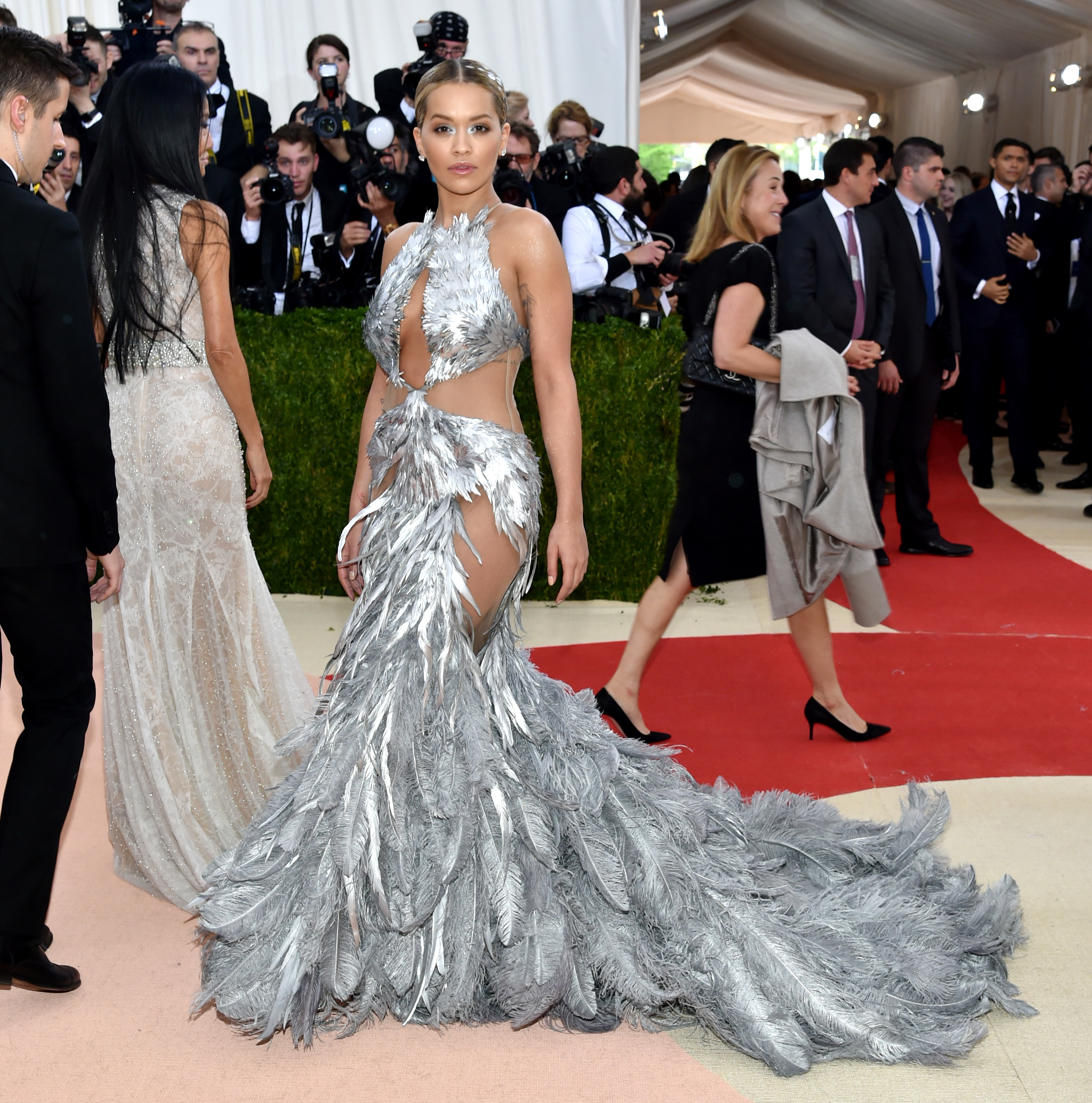 Rita Ora calls Beyonce 'the Queen of life'