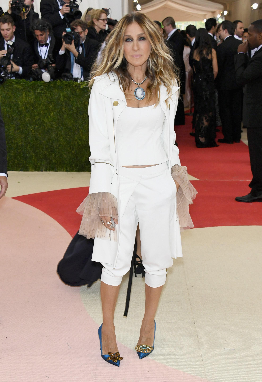 Sarah Jessica Parker slams blooger of Met Gala crtique