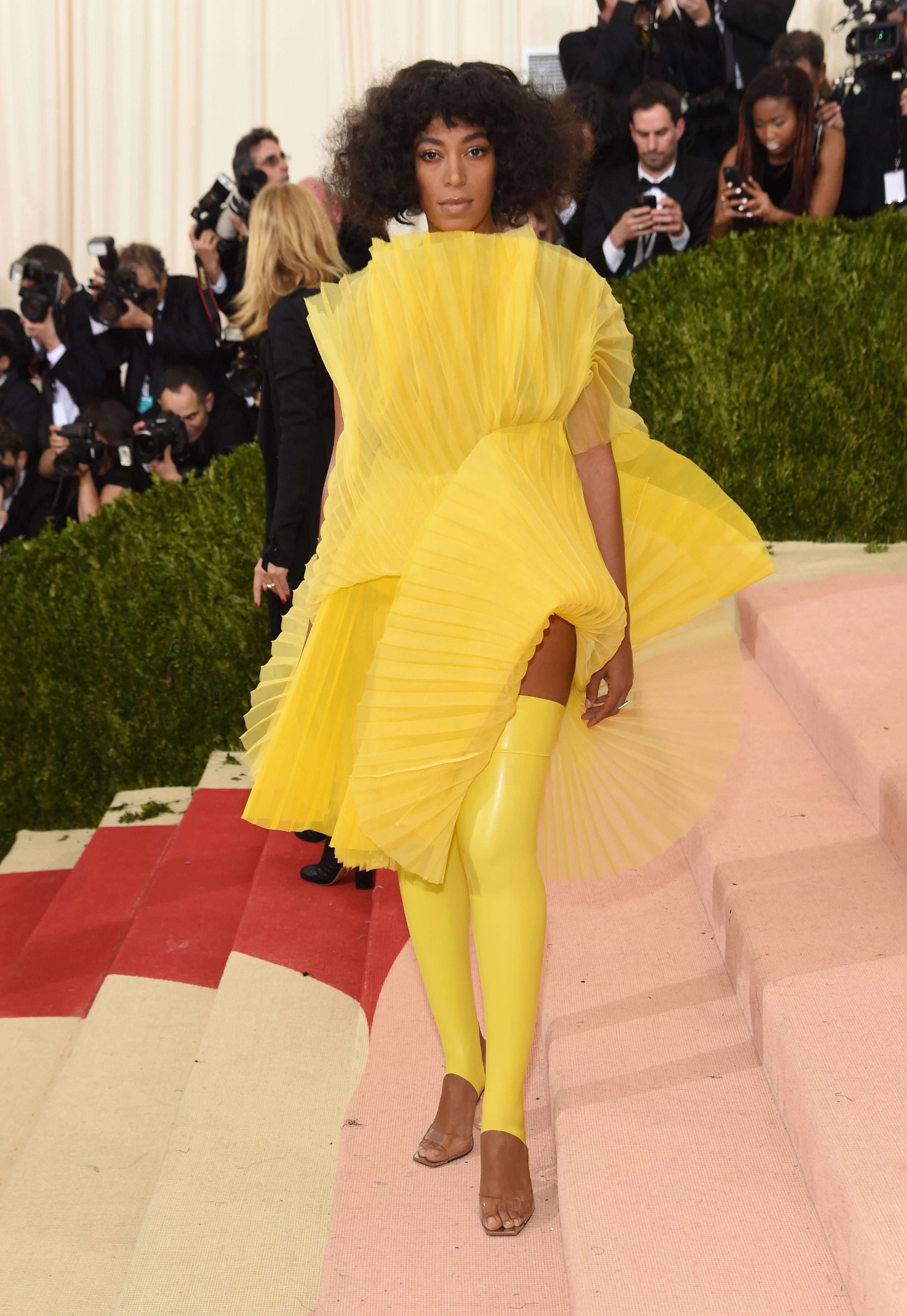 Tina Knowles Lawson celebrates Solange's new album