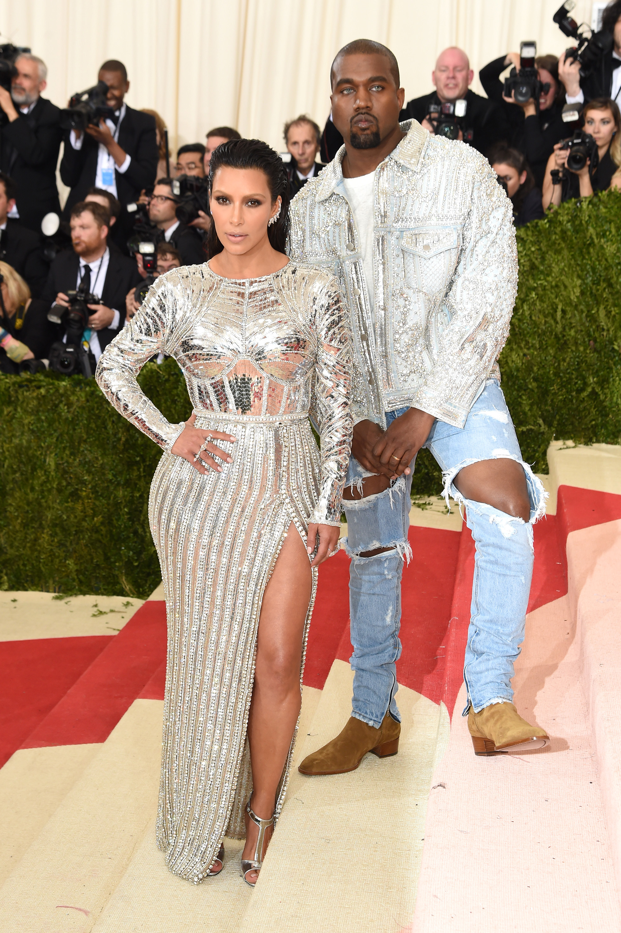 Kanye West thanks Kim Kardashian for cooking Father's Day dinner