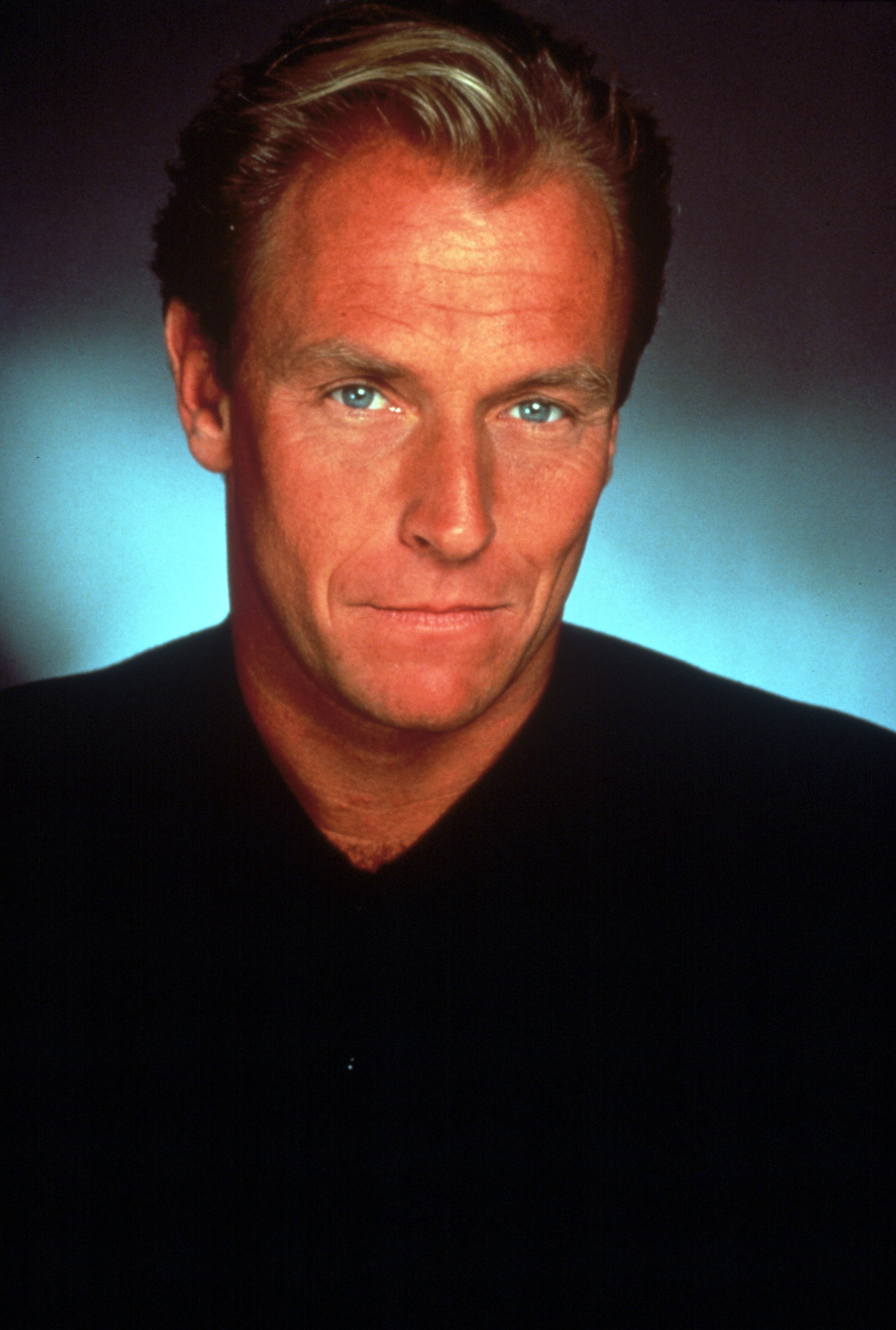 "Corbin Bernsen as Arnie Becker on ""L.A. Law"""
