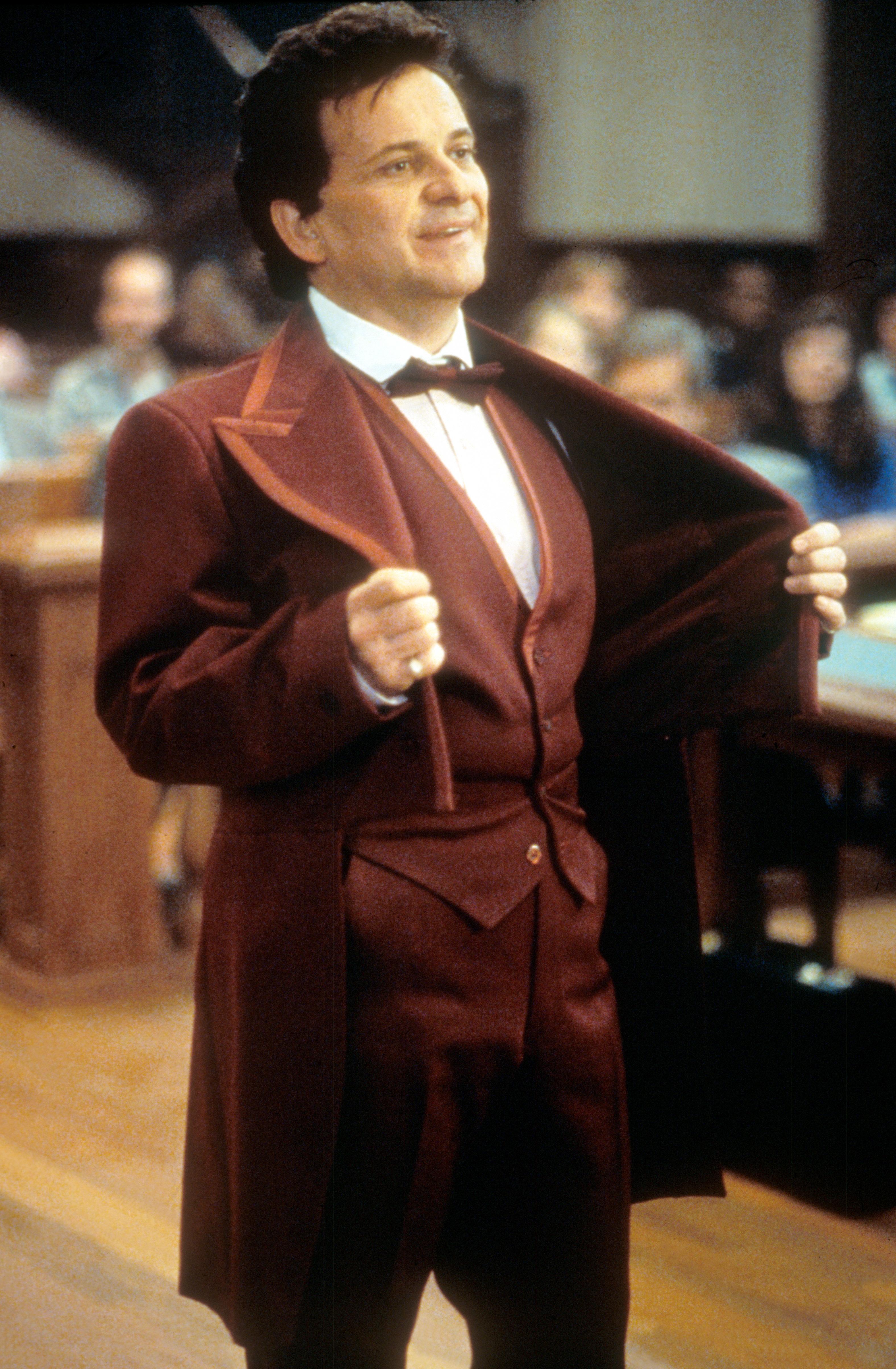 """Joe Pesci as Vincent LaGuardia """"Vinny"""" Gambini in """"My Cousin Vinny"""""""