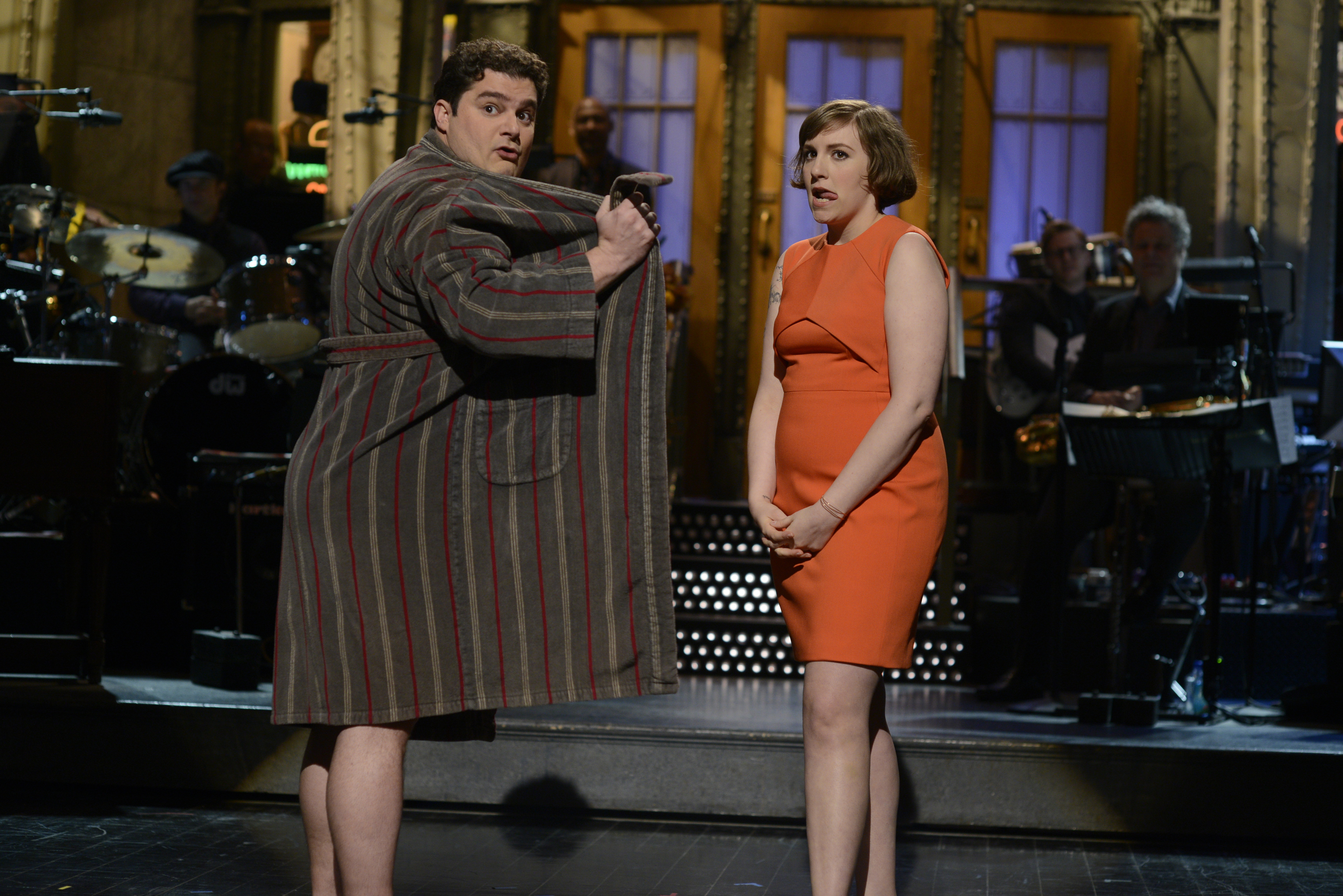 """Power move: She hosted """"Saturday Night Live"""""""
