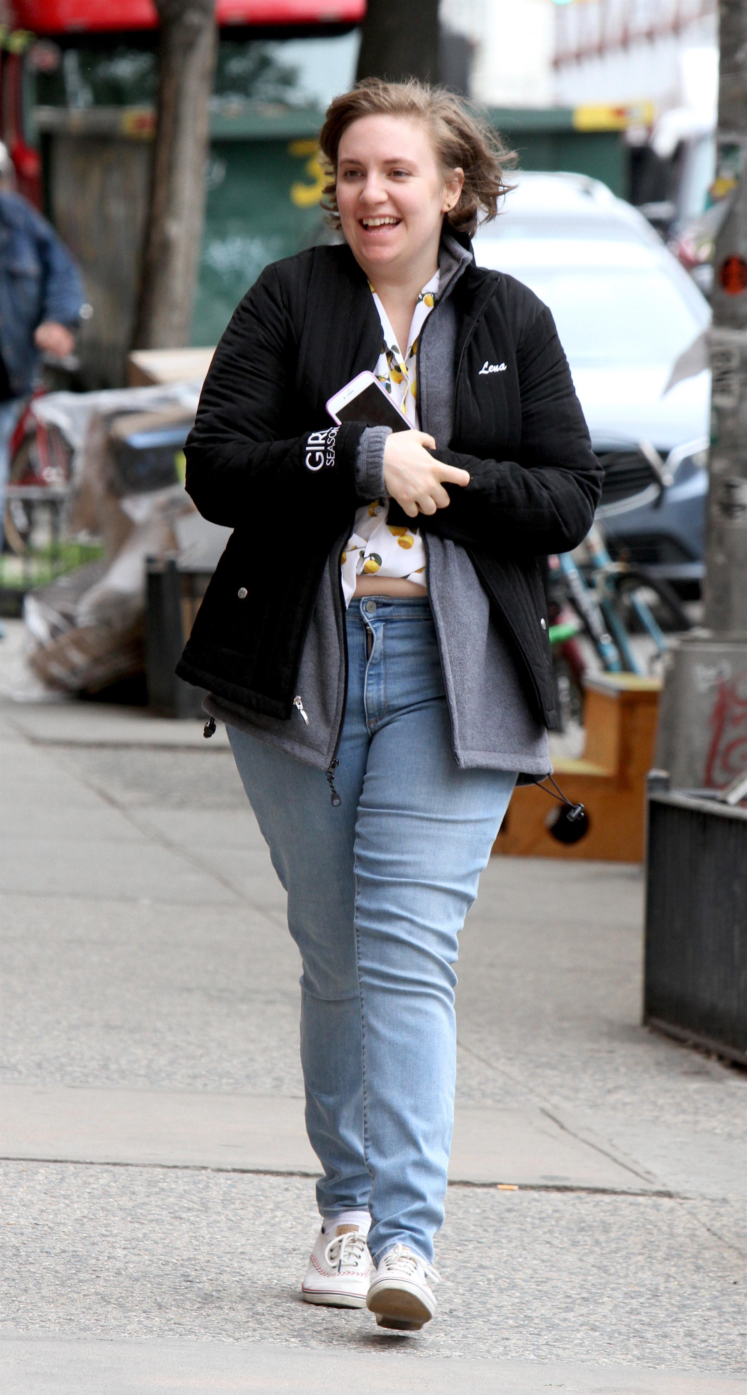 Lena Dunham turns 30