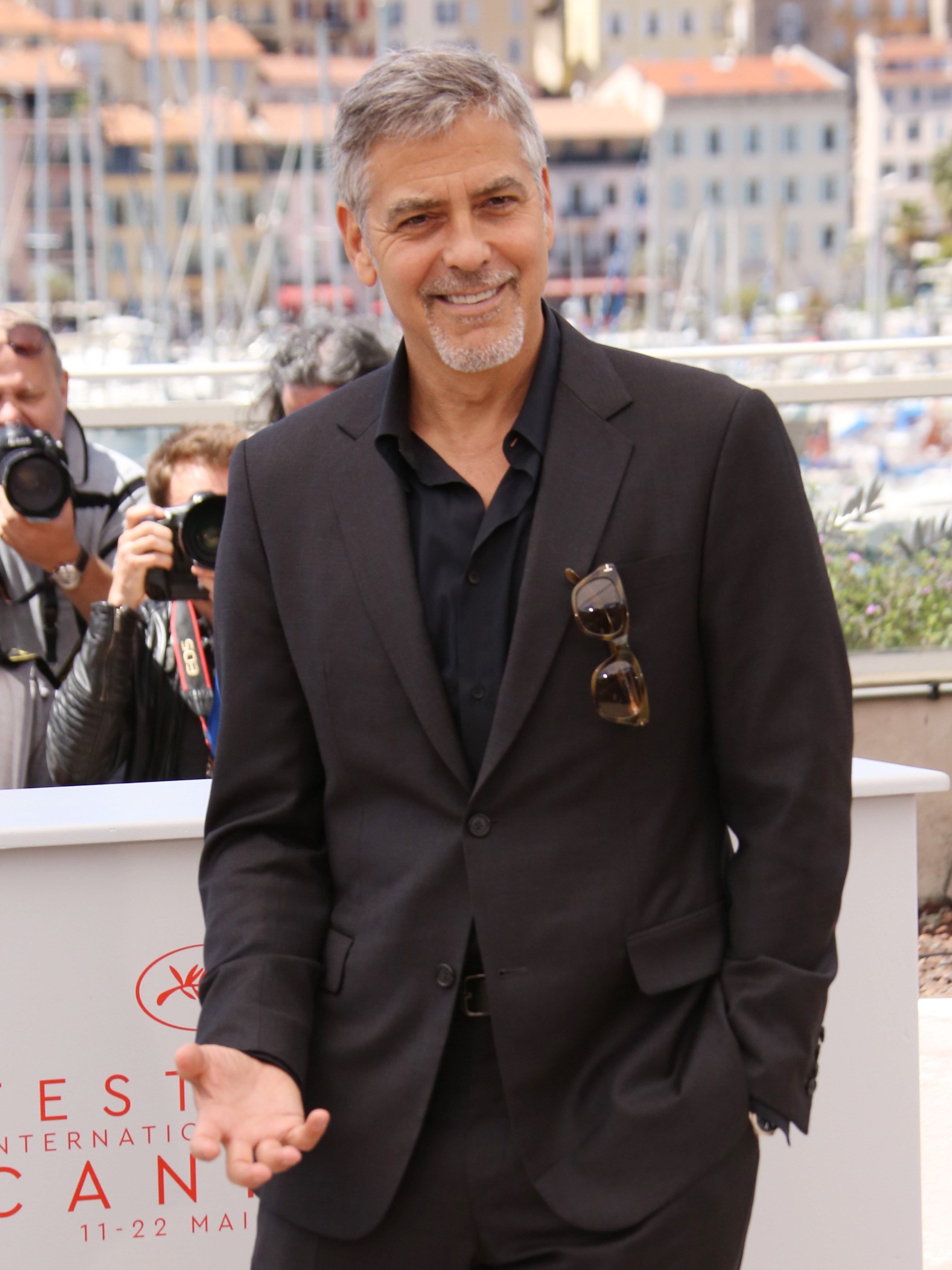 George Clooney weighs in on Meryl Streep's anti Trump comments