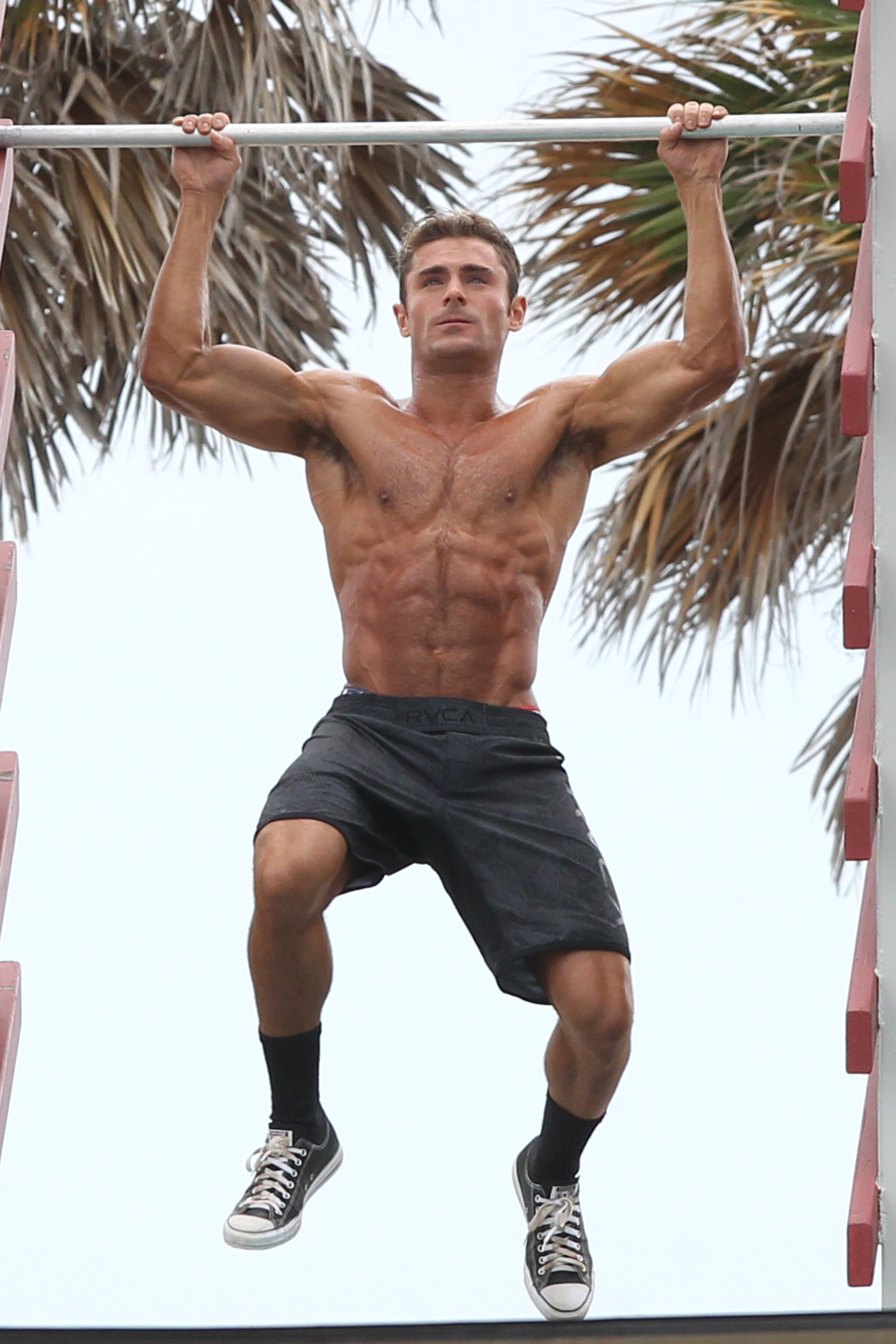 Zac Efron Shirtless Hottest Moments Gallery
