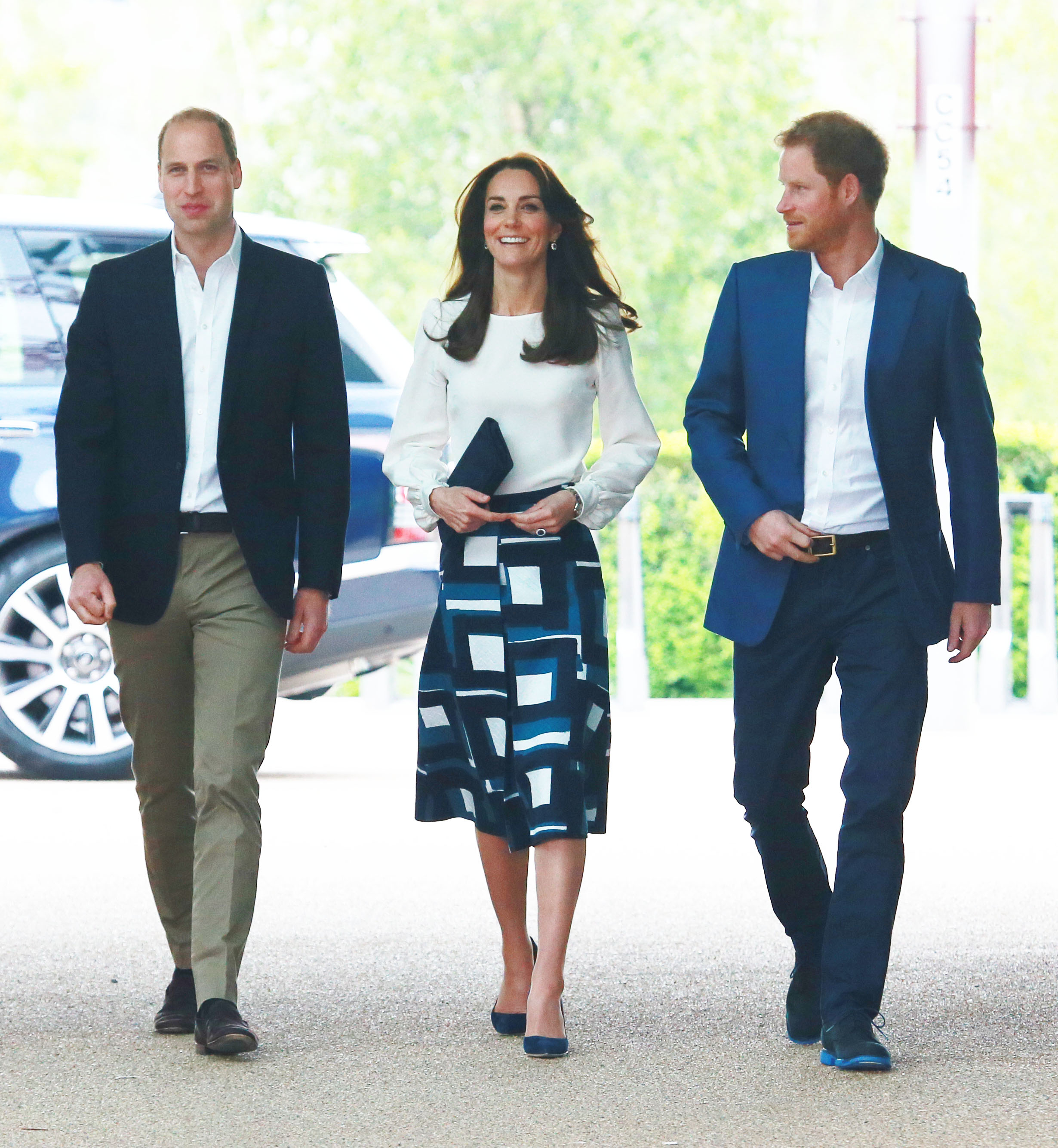 Royals wish Great Britain well in summer Olympics