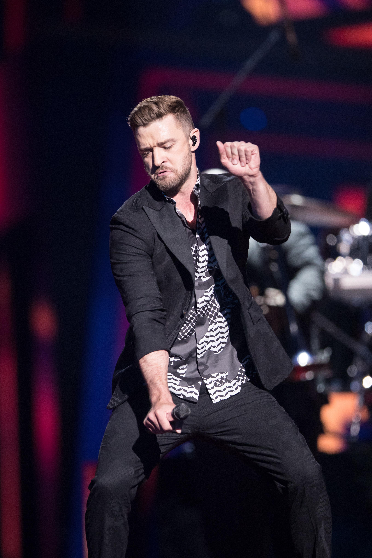 Justin Timberlake | Bio | Wonderwall.com