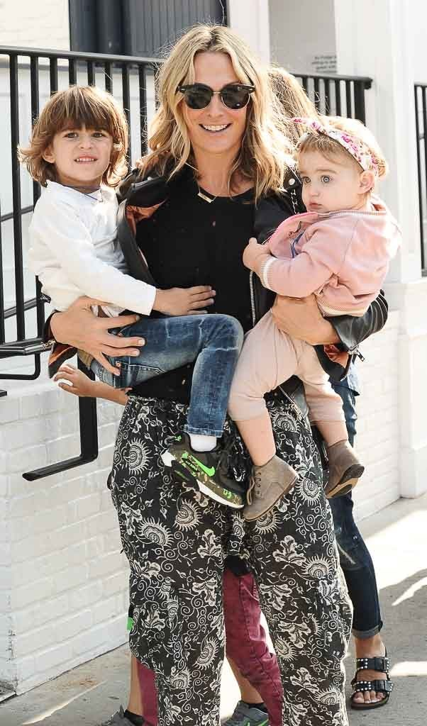 Molly Sims announced the gender of her third child