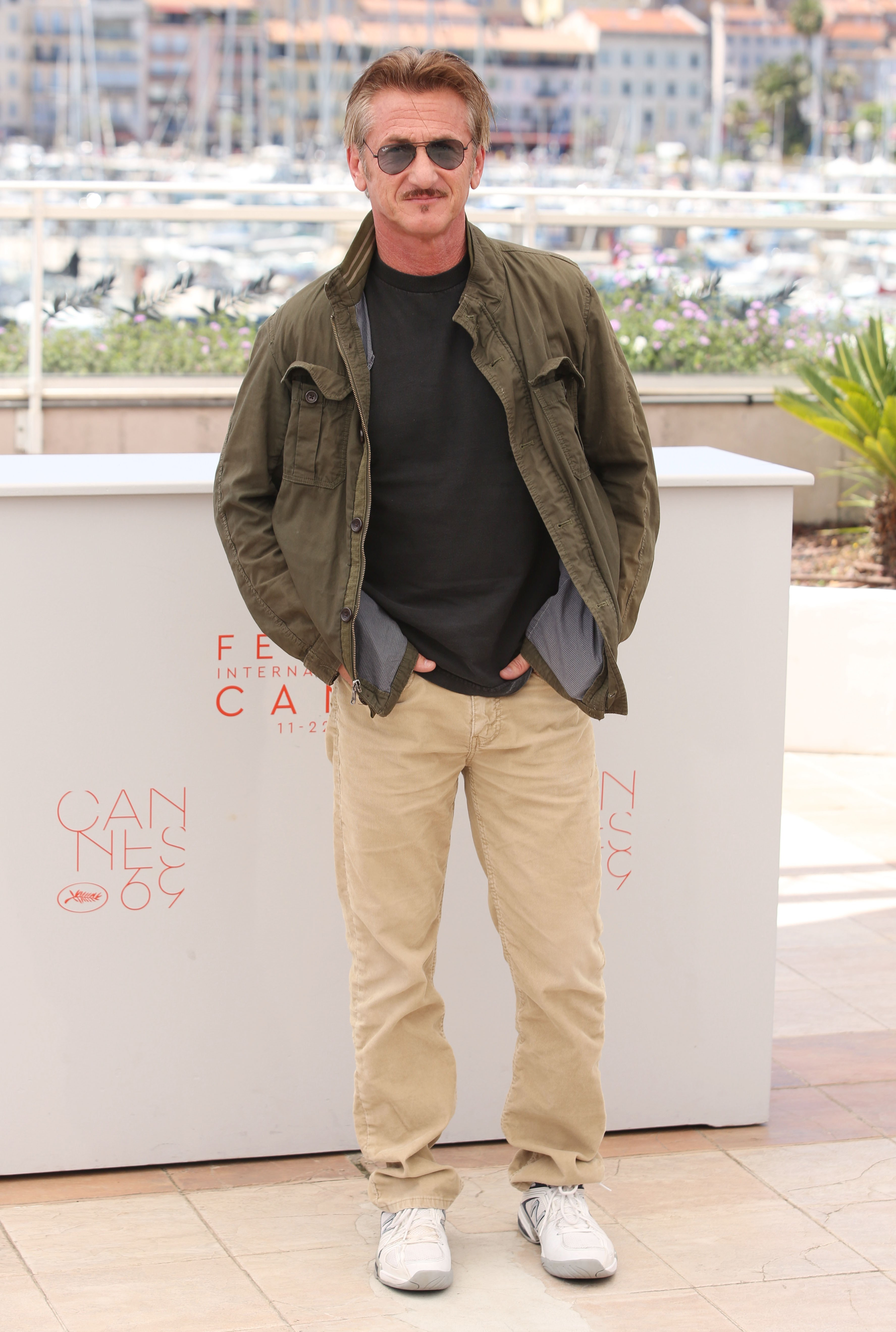 Sean Penn was dating someone else when Leila George pics surfaced