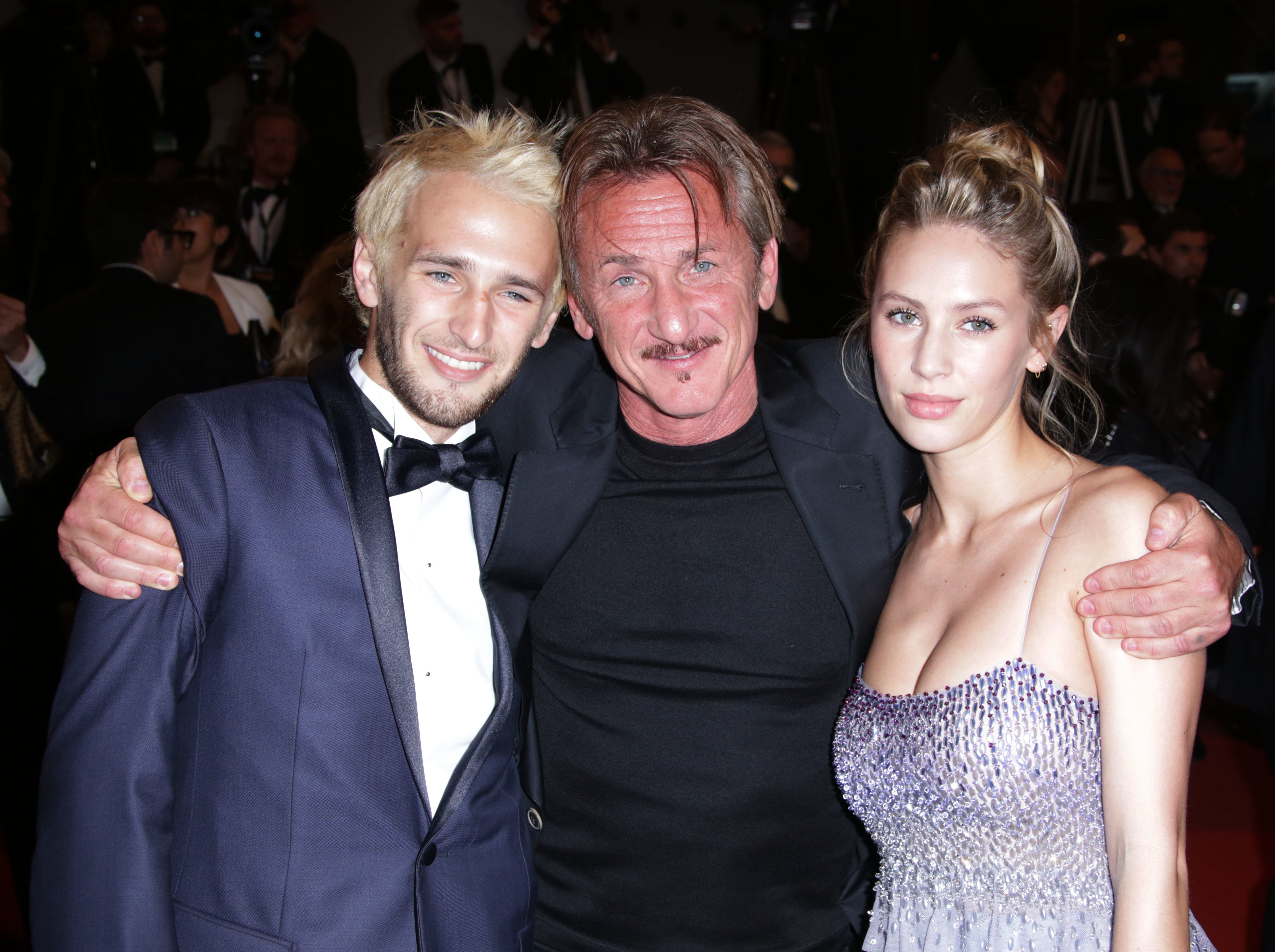 Sean Penn almost named his son Steak (yes, really)
