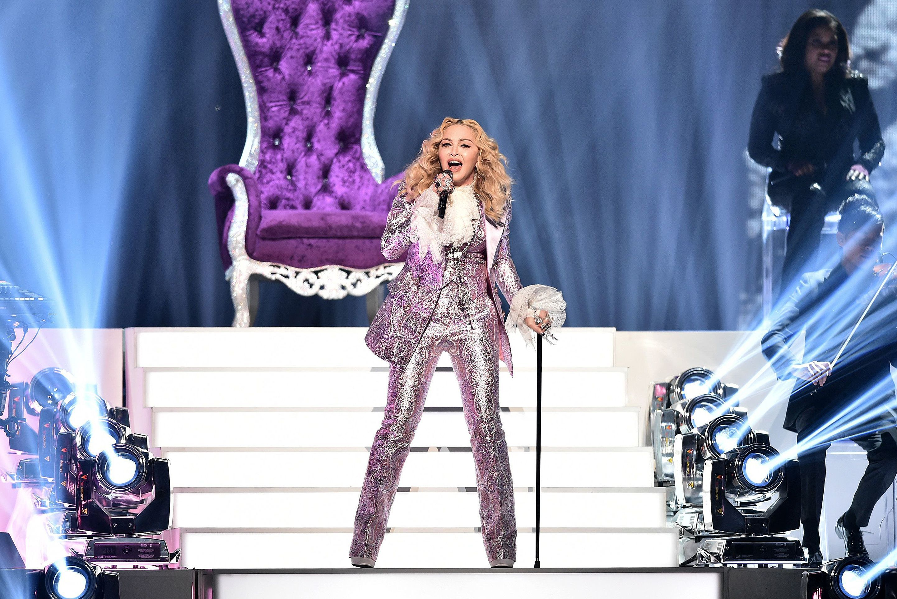 Madonna is Billboard's woman of the year