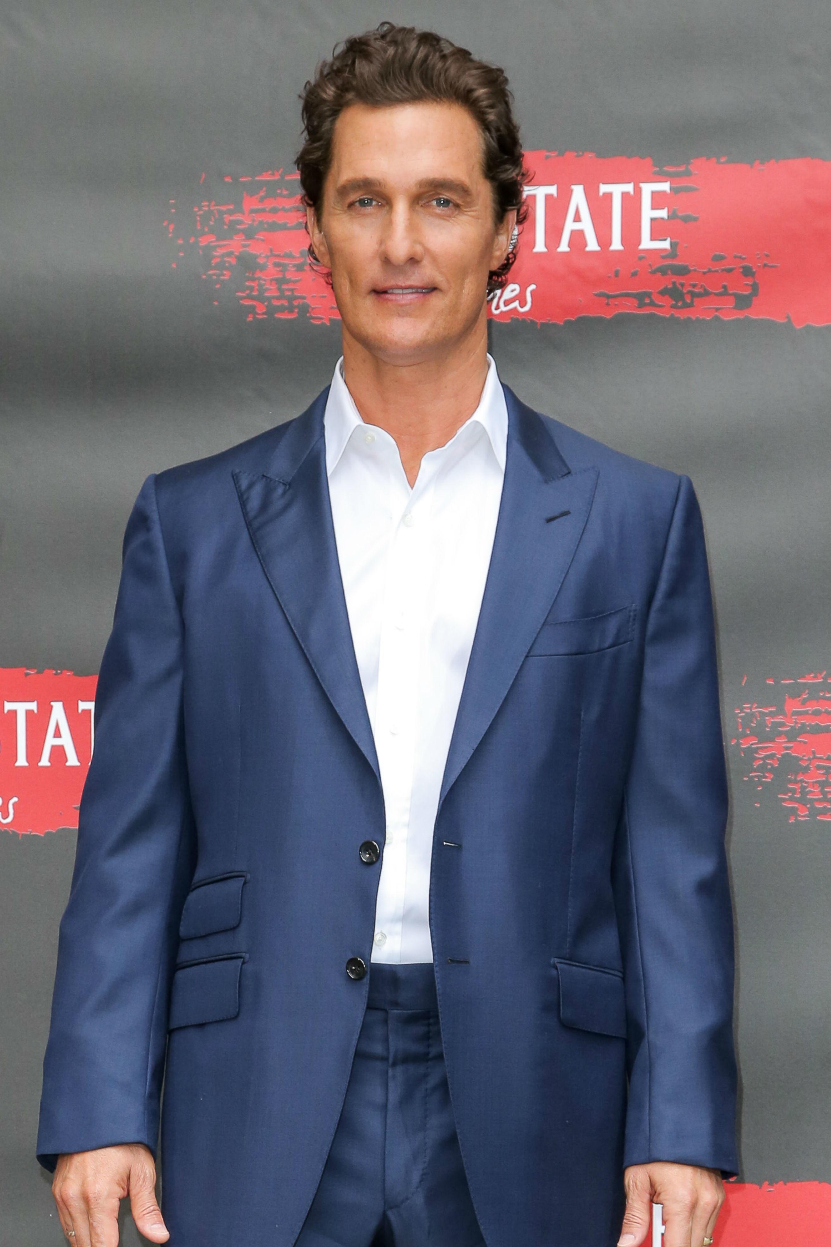 Season 3: Matthew McConaughey