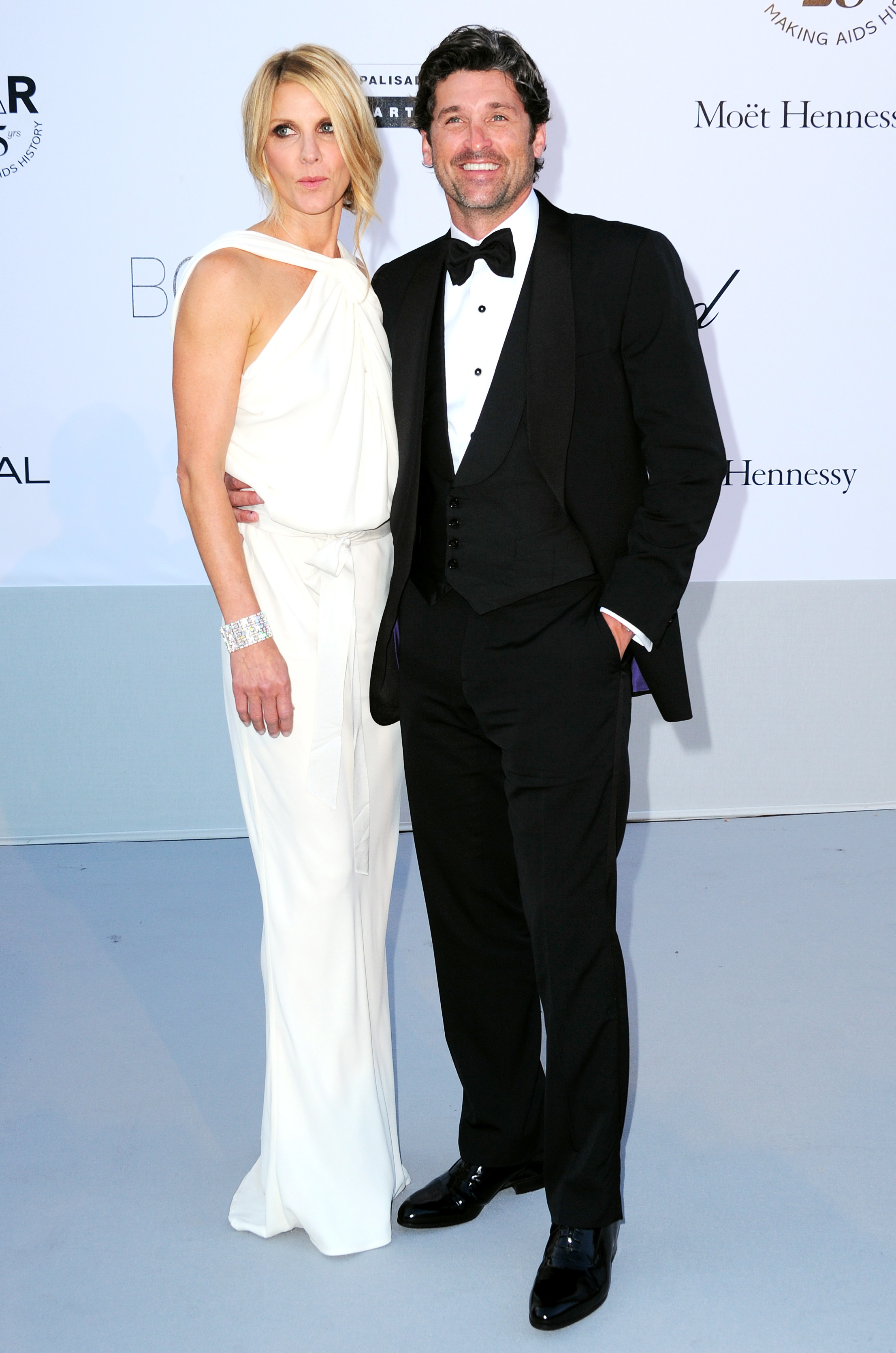 Patrick Dempsey's wife sold the house she bought during split