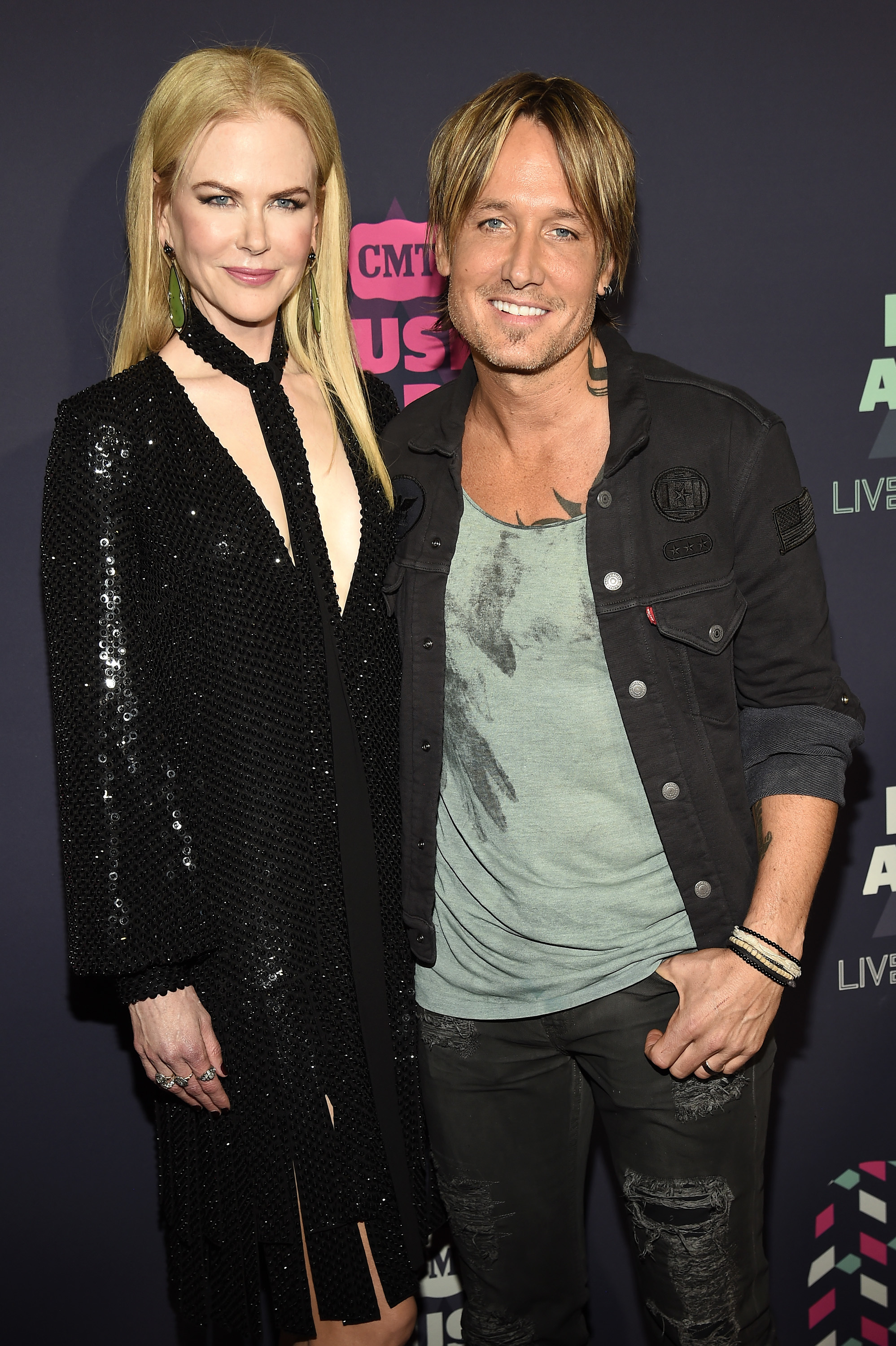 Keith Urban reveals the secret to his happy marriage