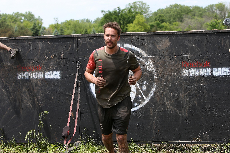 Taylor Kitsch on running his first Spartan: