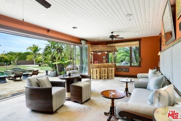 Pink's Malibu mansion is back on the market
