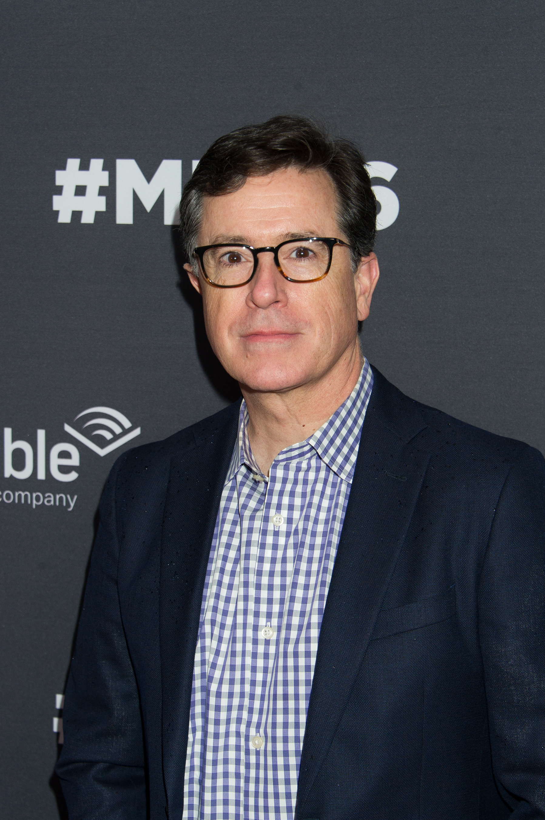 Stephen Colbert accuses the Oxford Dictionary of ripping him off