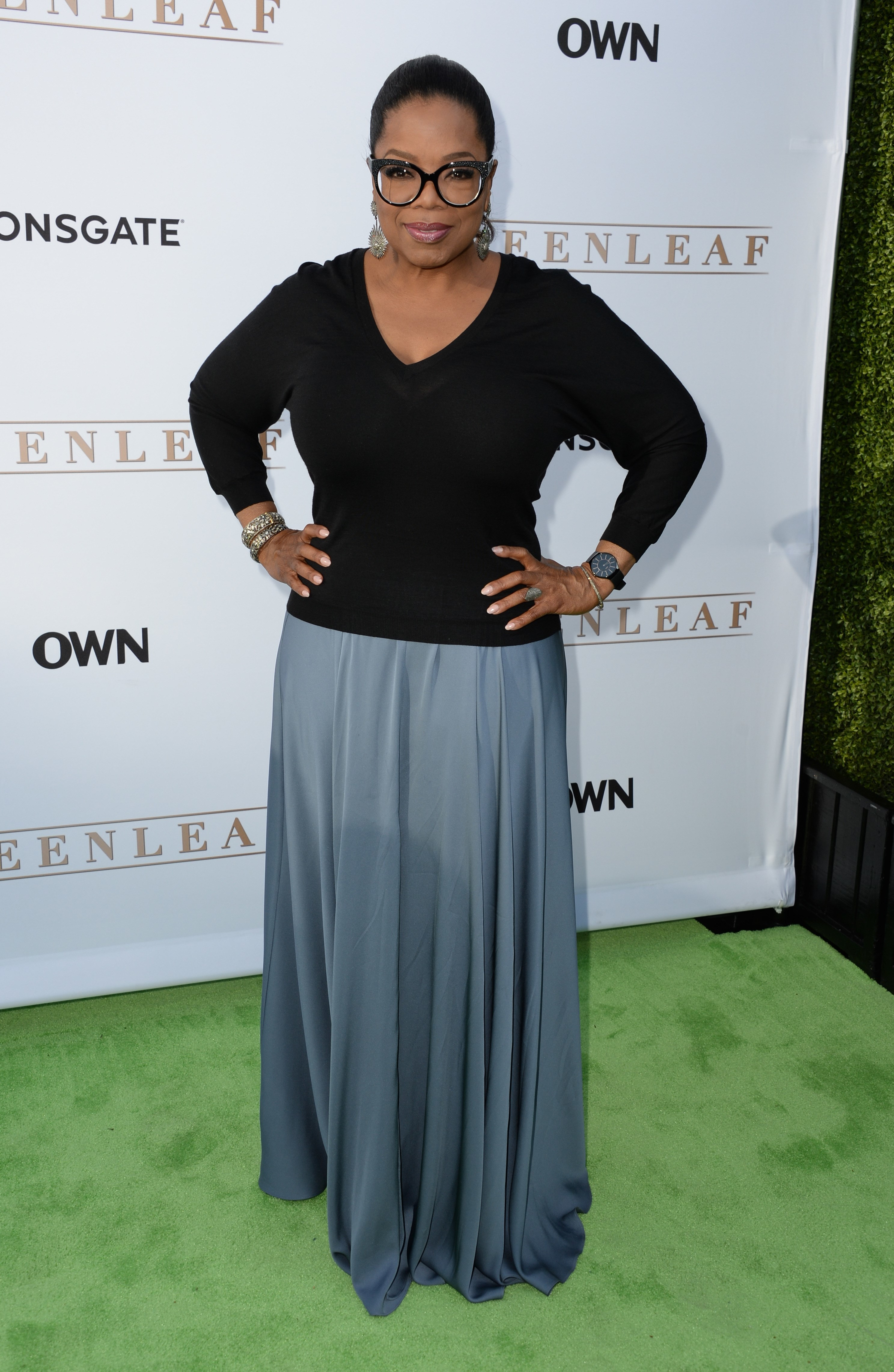 Oprah Winfrey predicts she's headed for the best shape of her life