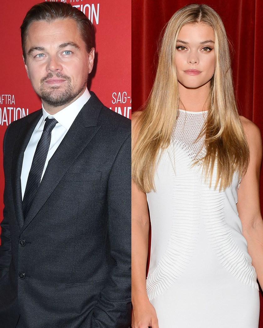 Leonardo DiCaprio is dating Nina Agdal after all