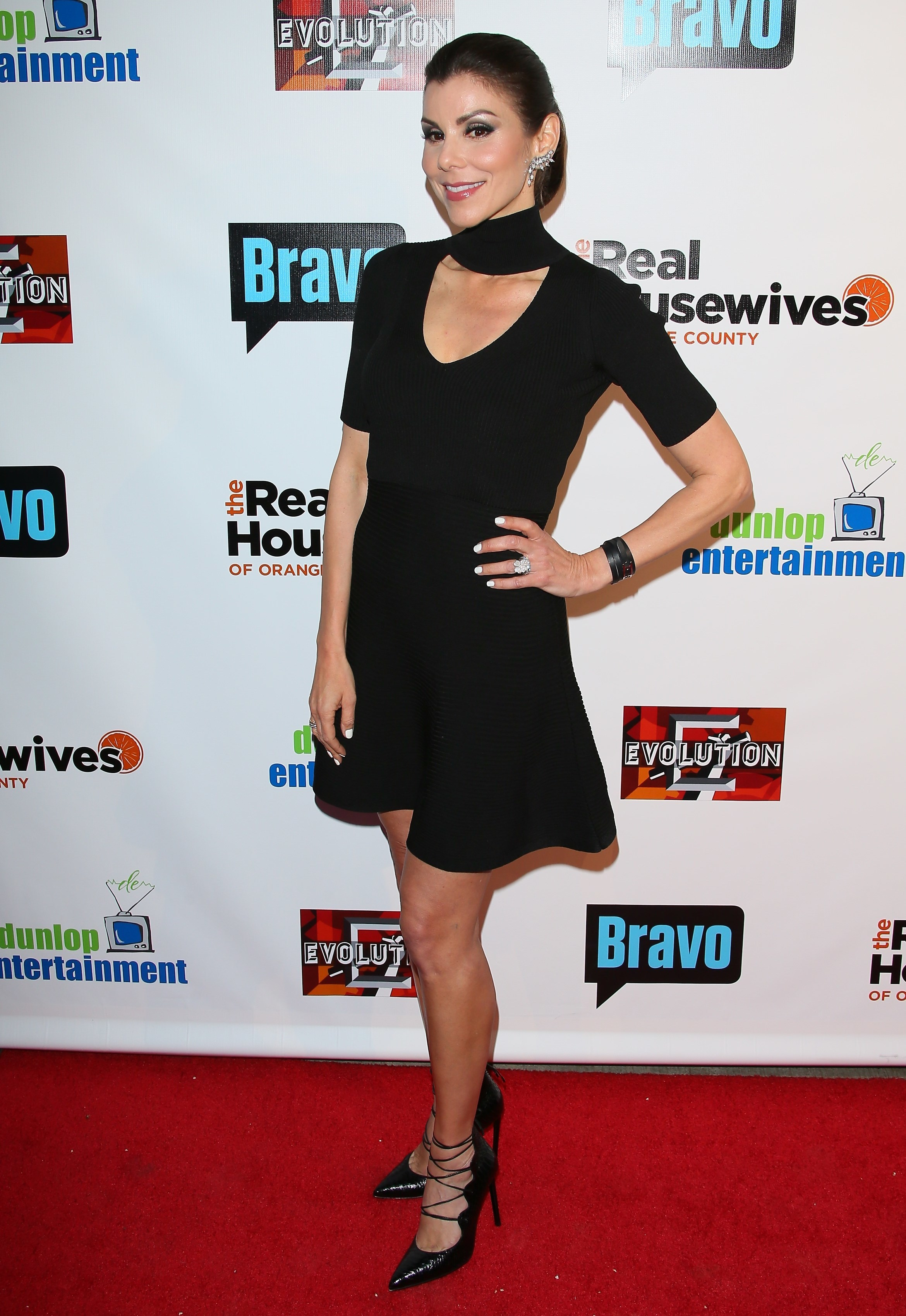 "Heather Dubrow, ""The Real Housewives of Orange County"""