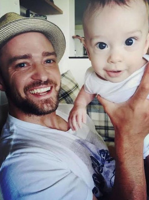 No. 4: He's a doting daddy