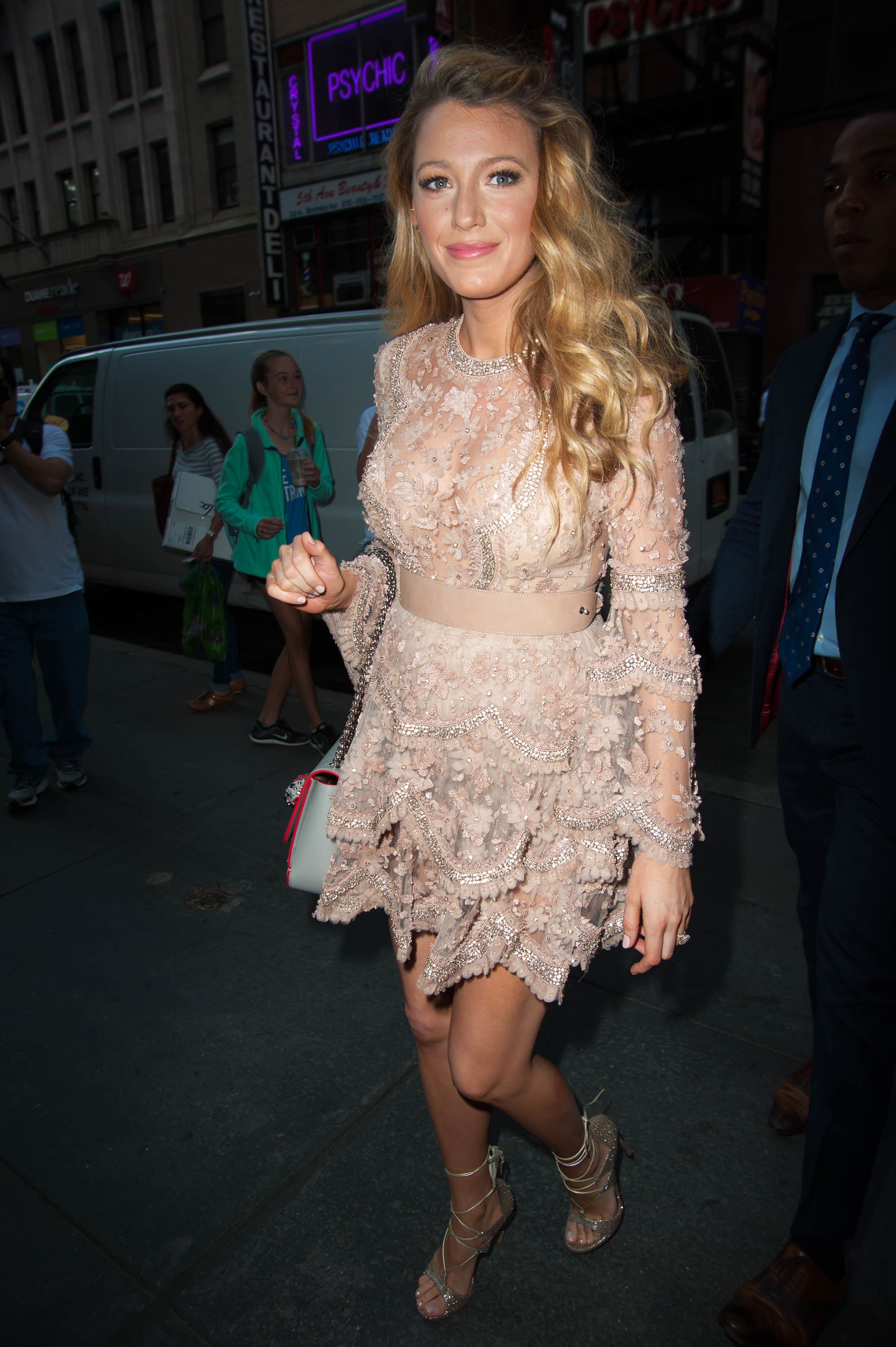 Blake Lively jokes she and Ryan Reynolds are 'breeders'
