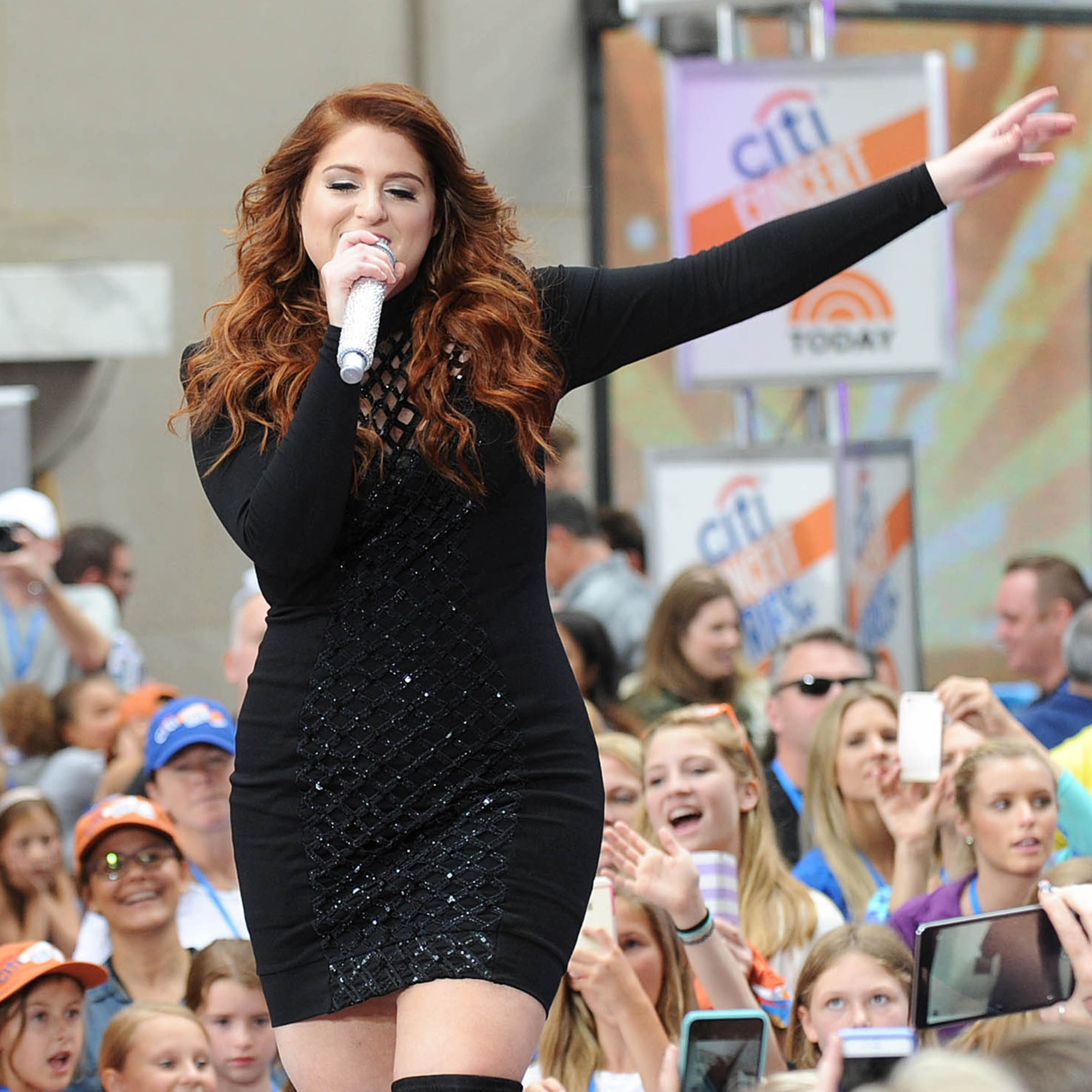 Meghan Trainor considers upping security after Christina Grimmie's death