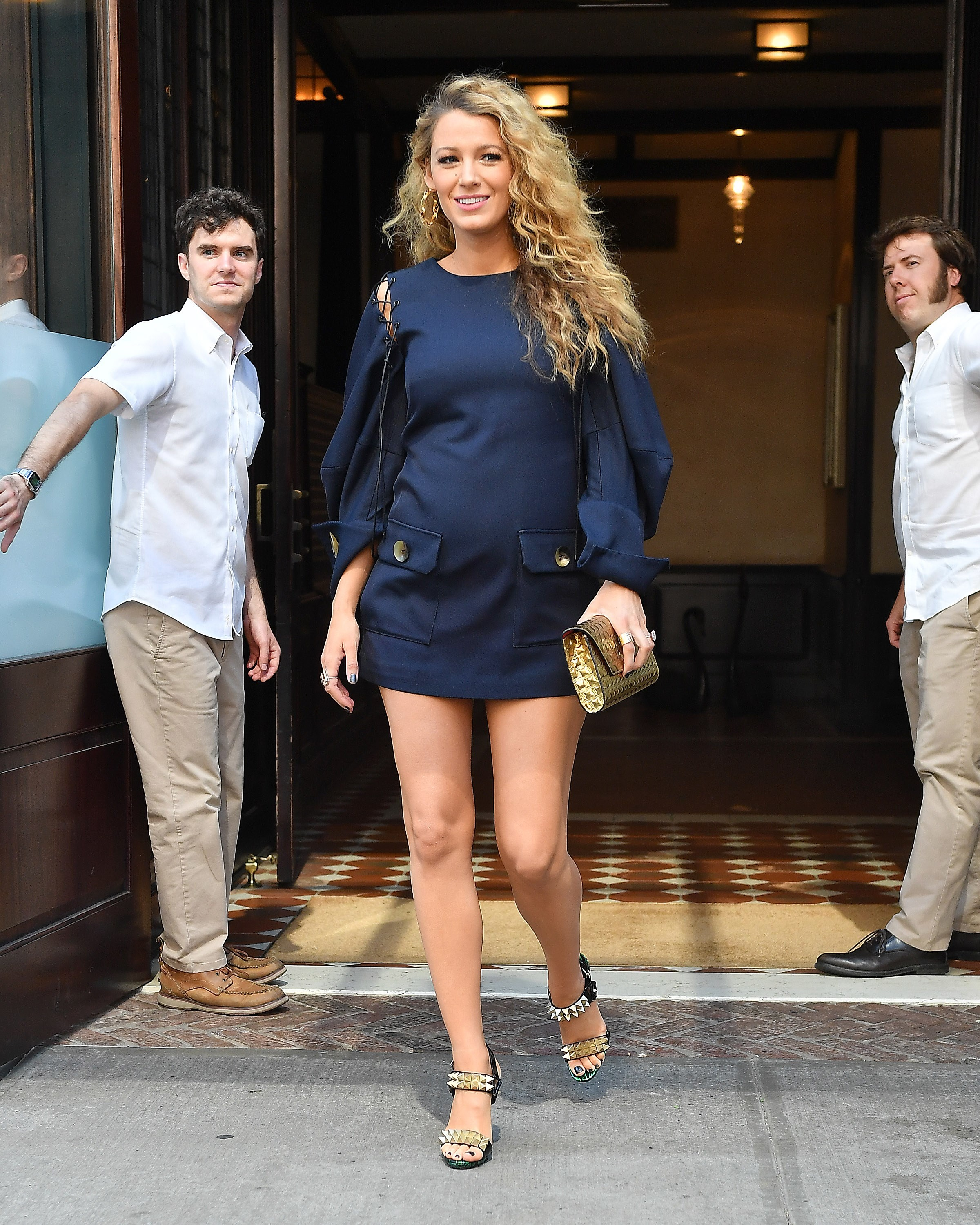 Some of Blake Lively's 'Shallows' injuries were real