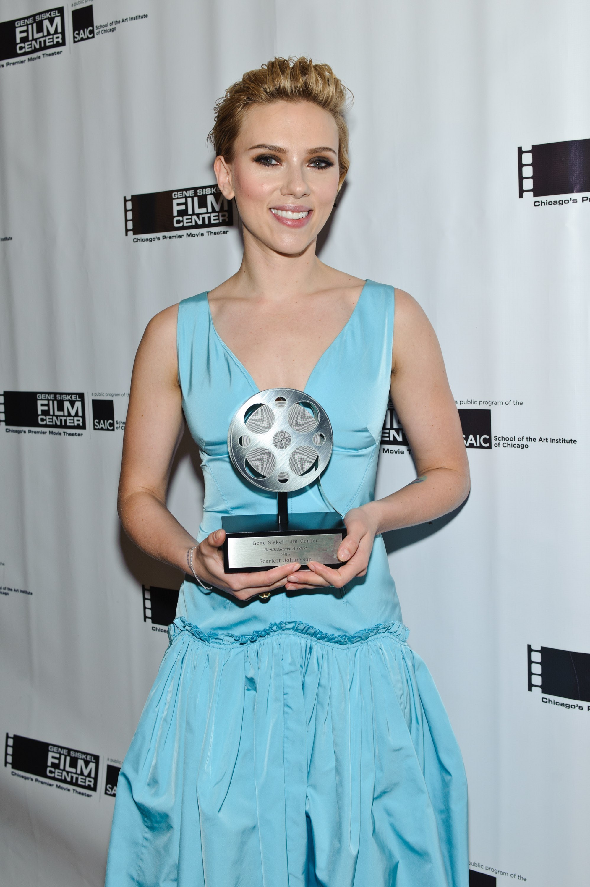Scarlett Johansson admits highest grossing actress title is 'disappointing'