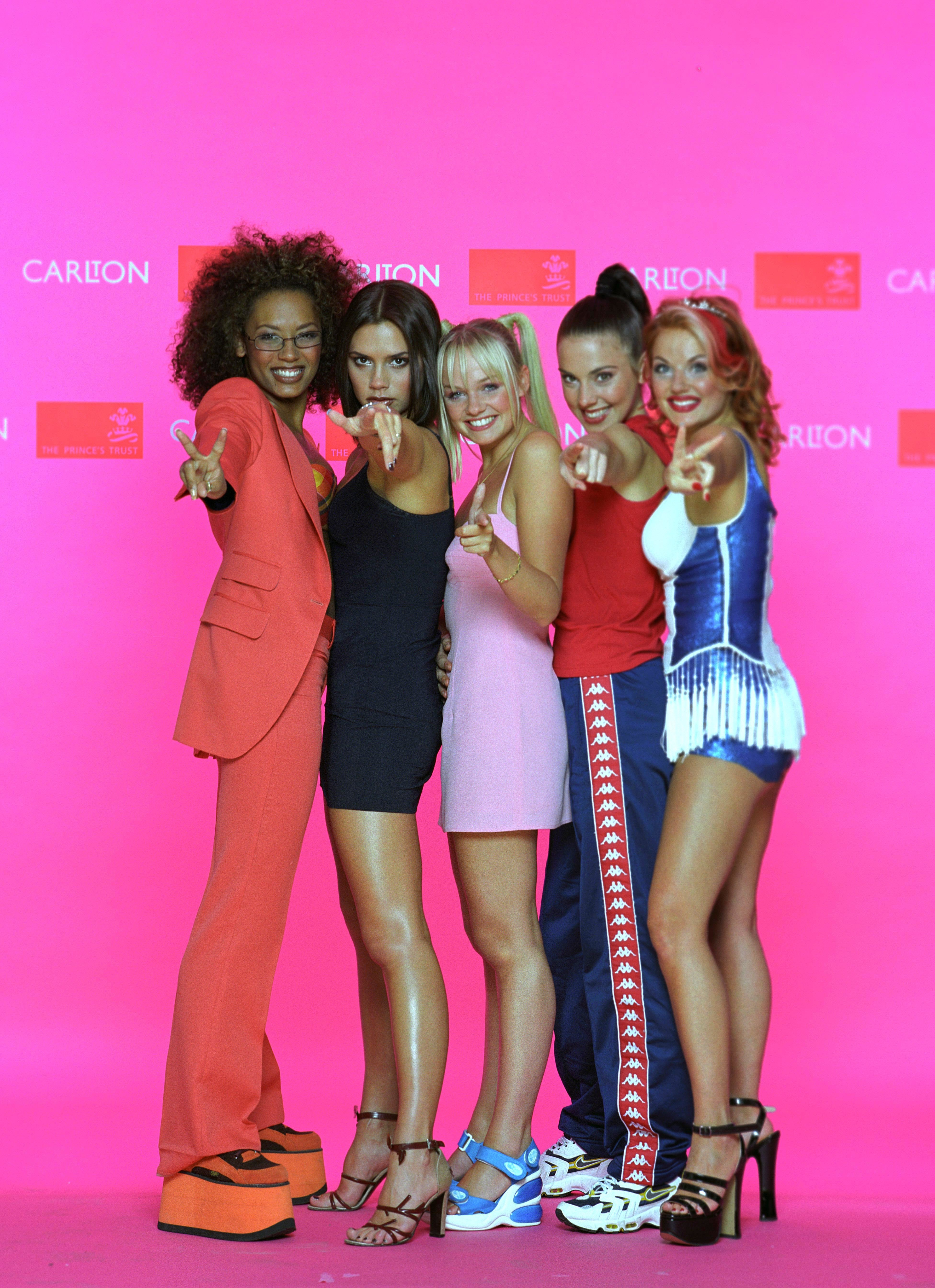 Spice Girls fashion , a look back at their retro style