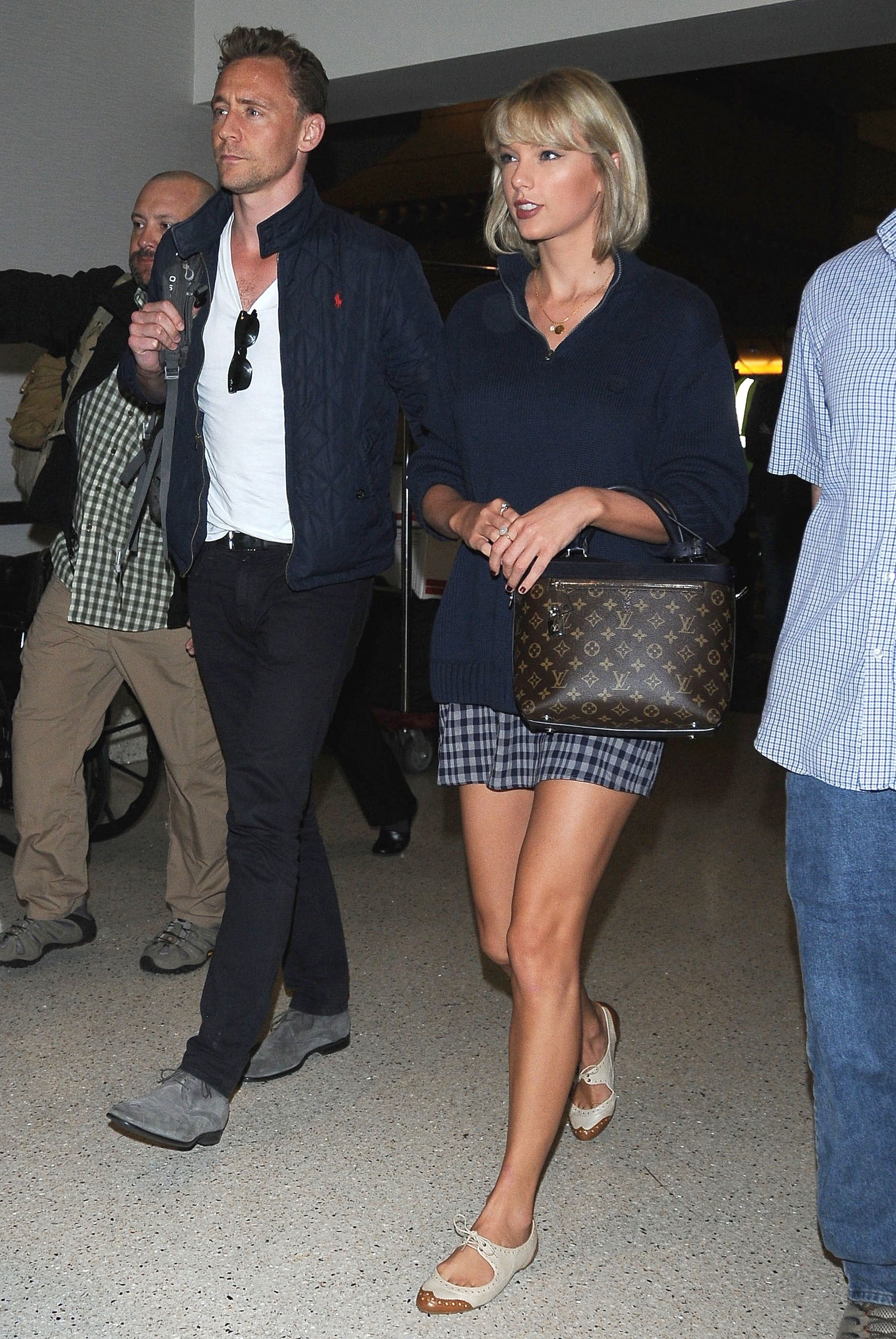 Taylor Swift and Tom Hiddleston step out for date night